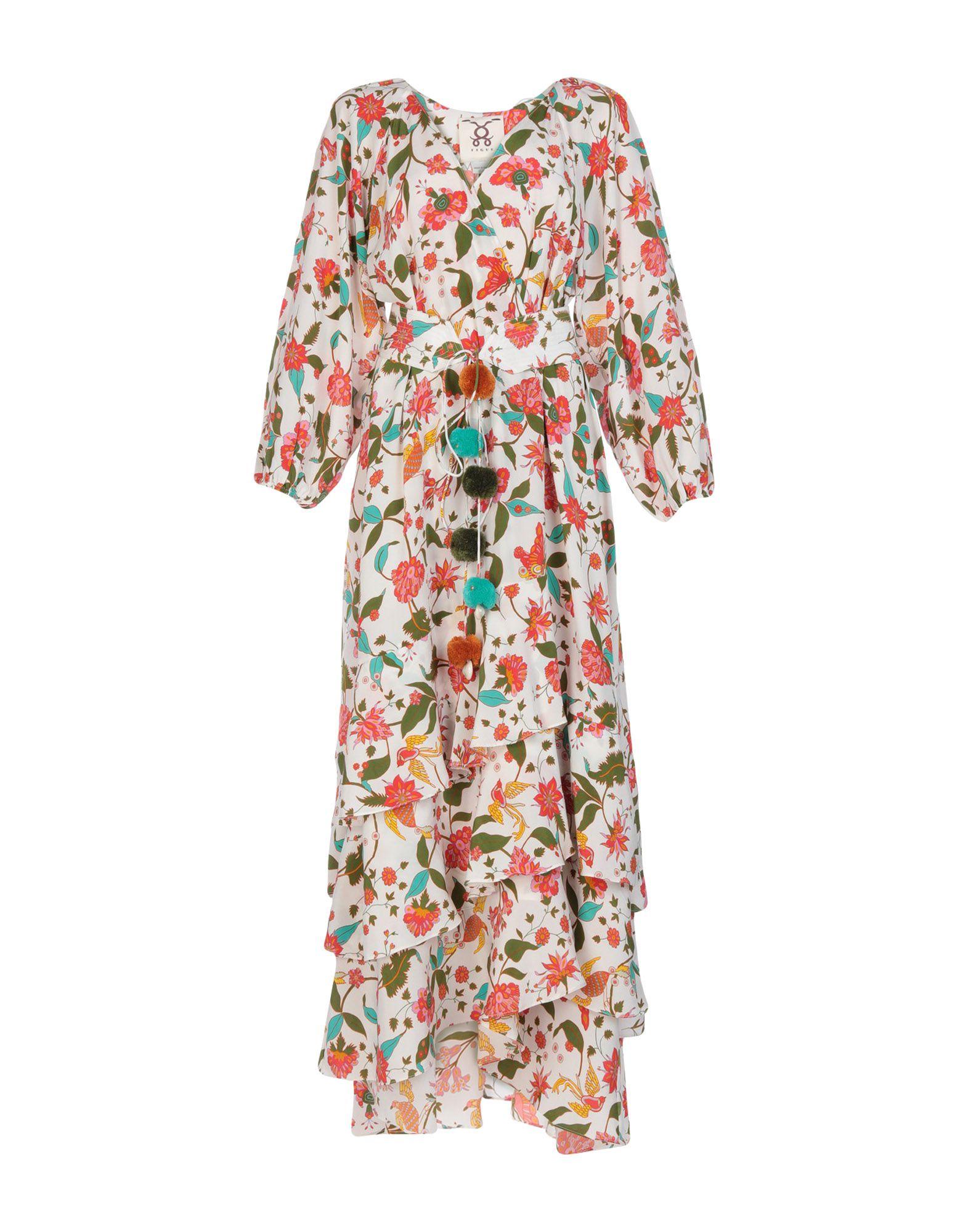 цены FIGUE Длинное платье