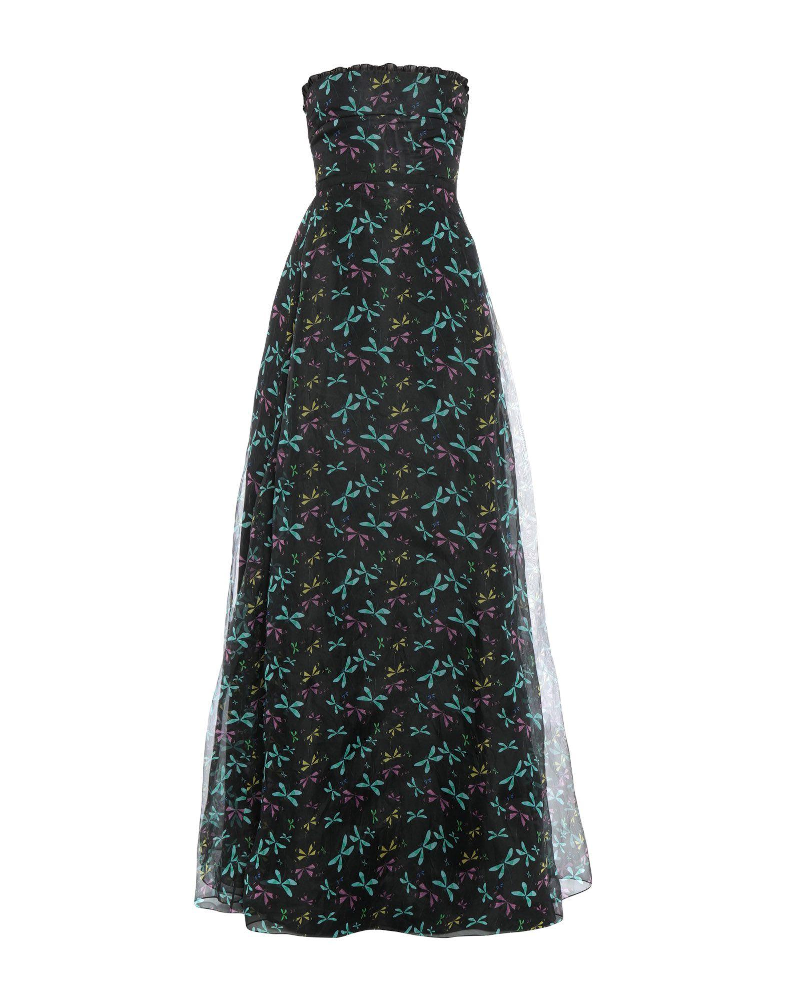ROCHAS Длинное платье