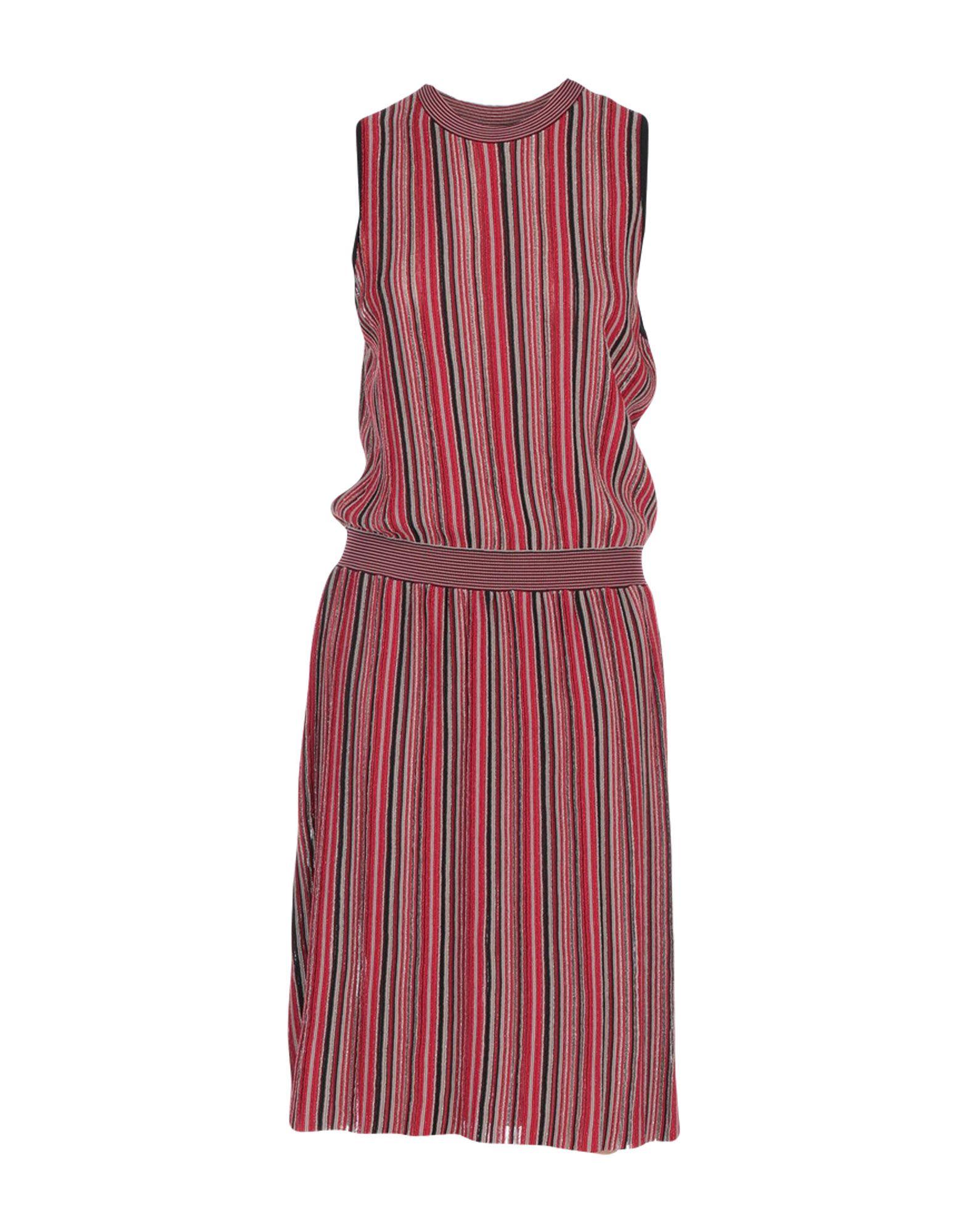 MALÌPARMI Платье до колена летом 2015 новый суд европы печати тонкая талия ретро платье без рукавов жилет юбка в конце детей