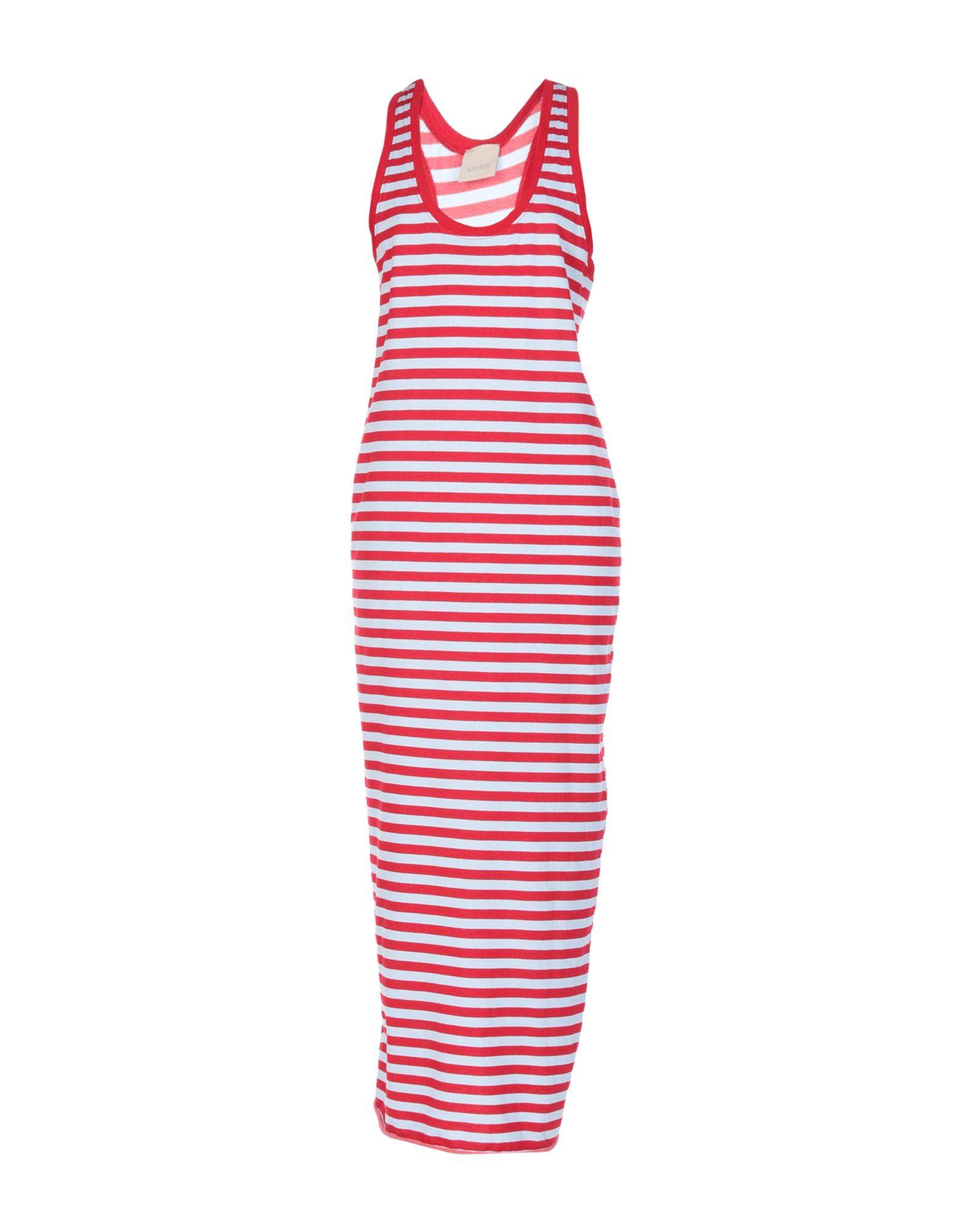LANEUS Длинное платье недорго, оригинальная цена
