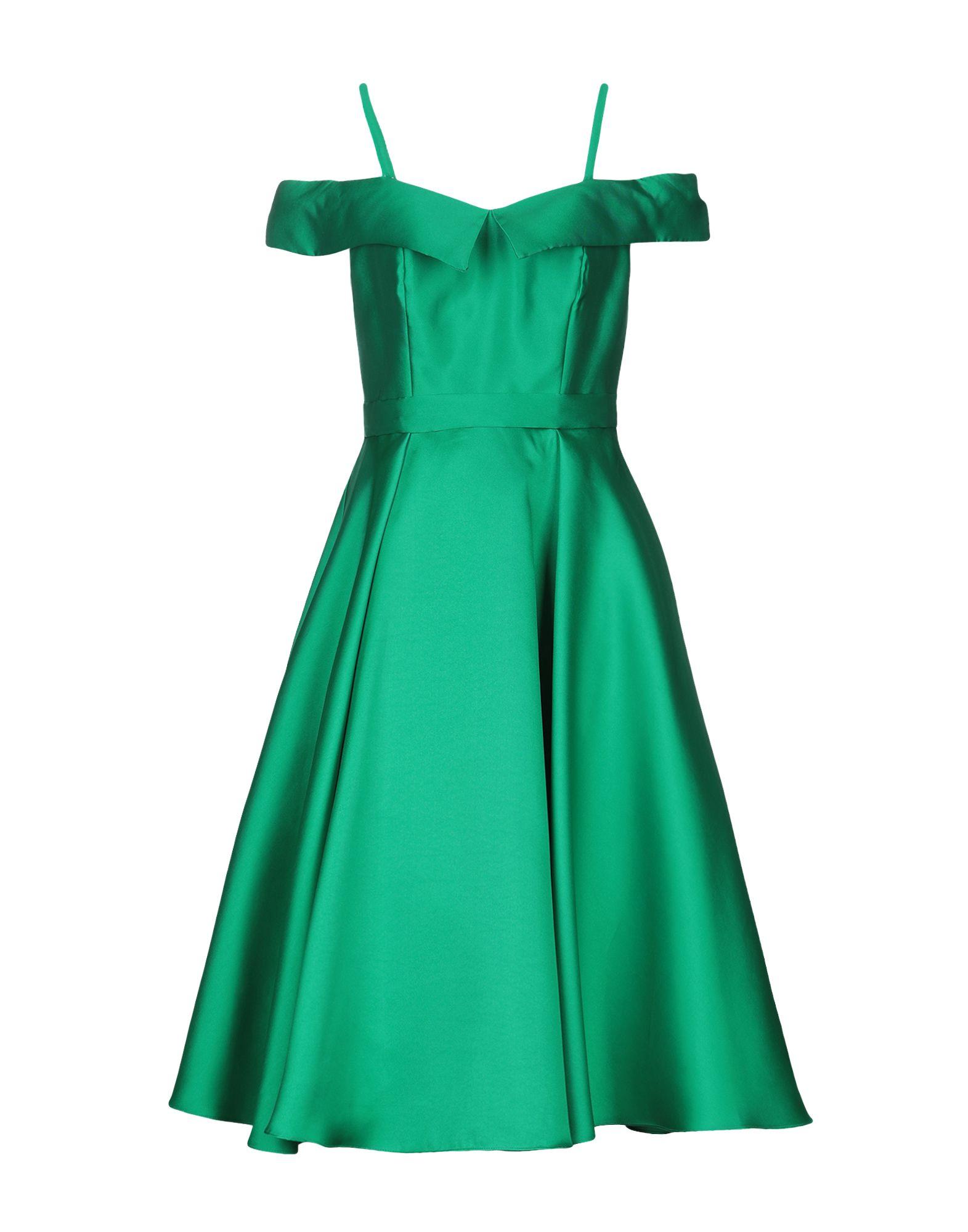 ALLURE Платье до колена allure платье до колена