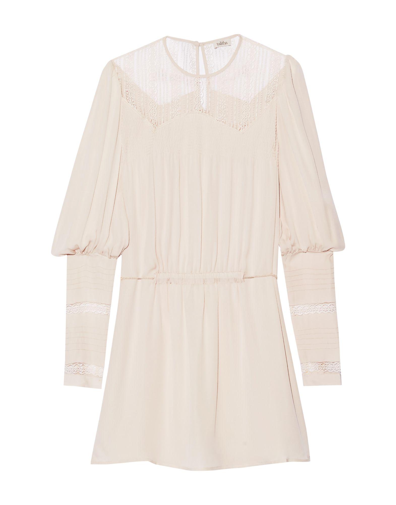TALITHA Короткое платье talitha повседневные шорты