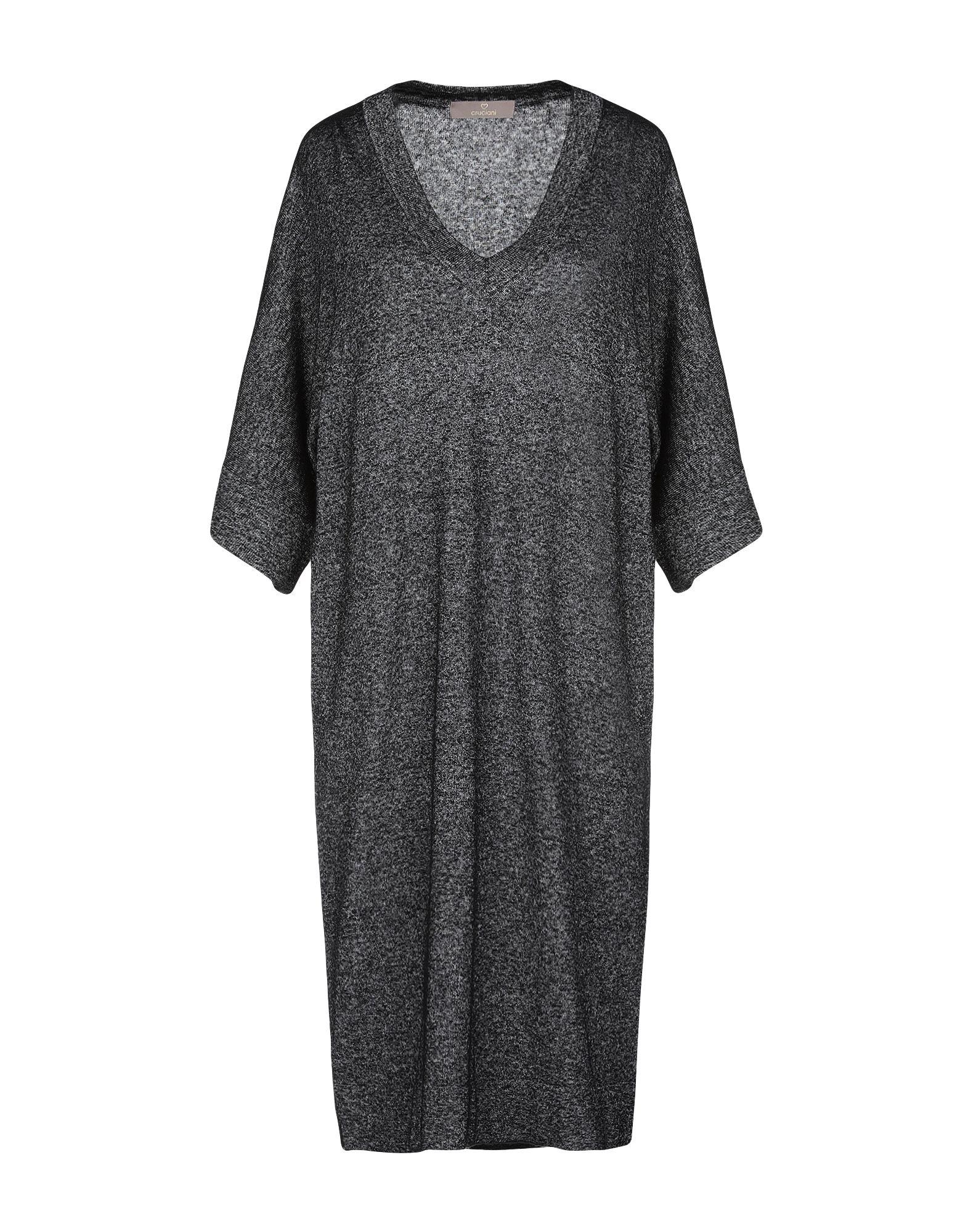 CRUCIANI Короткое платье fornarina короткое платье