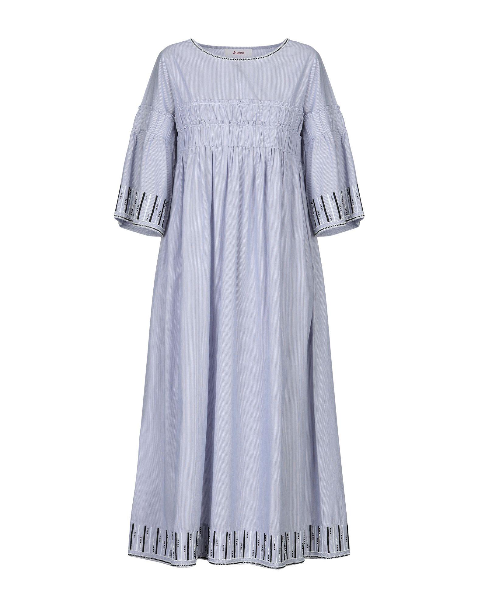 JUCCA Платье длиной 3/4 miahatami платье длиной 3 4
