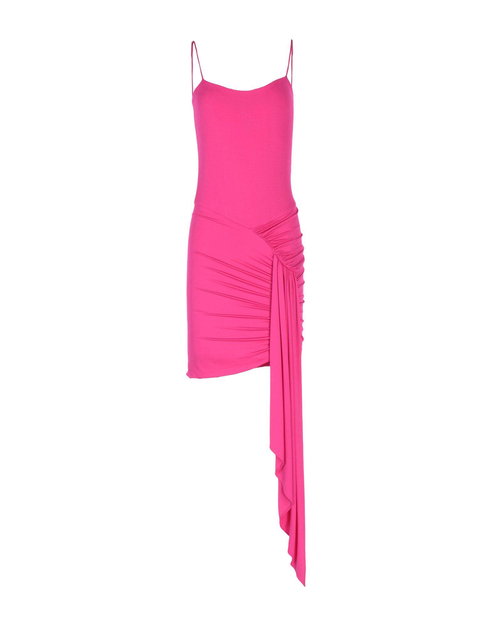 ALEXANDRE VAUTHIER Короткое платье alexandre vauthier юбка до колена