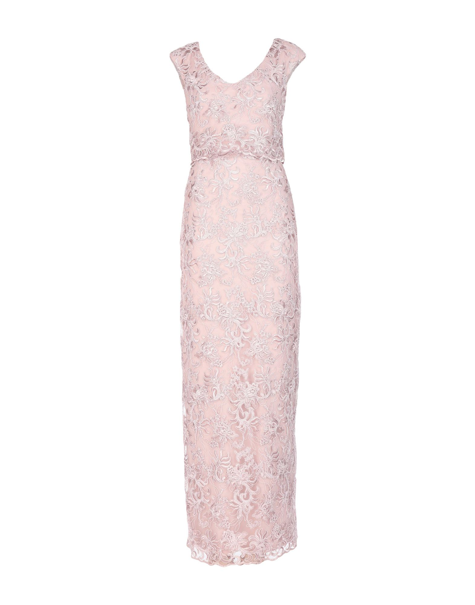 GINA BACCONI Длинное платье jumpsuit gina bacconi jumpsuit