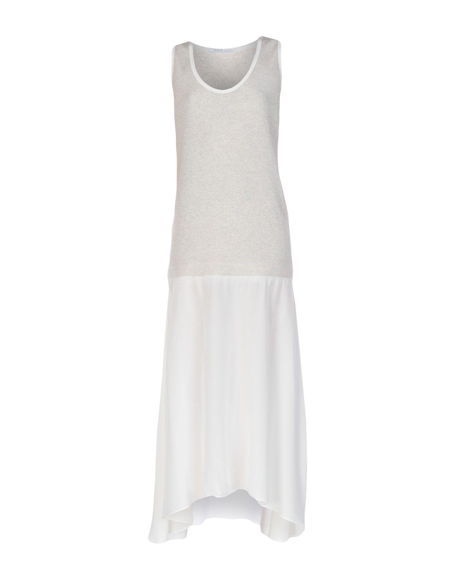 AGNONA Длинное платье agnona сандалии