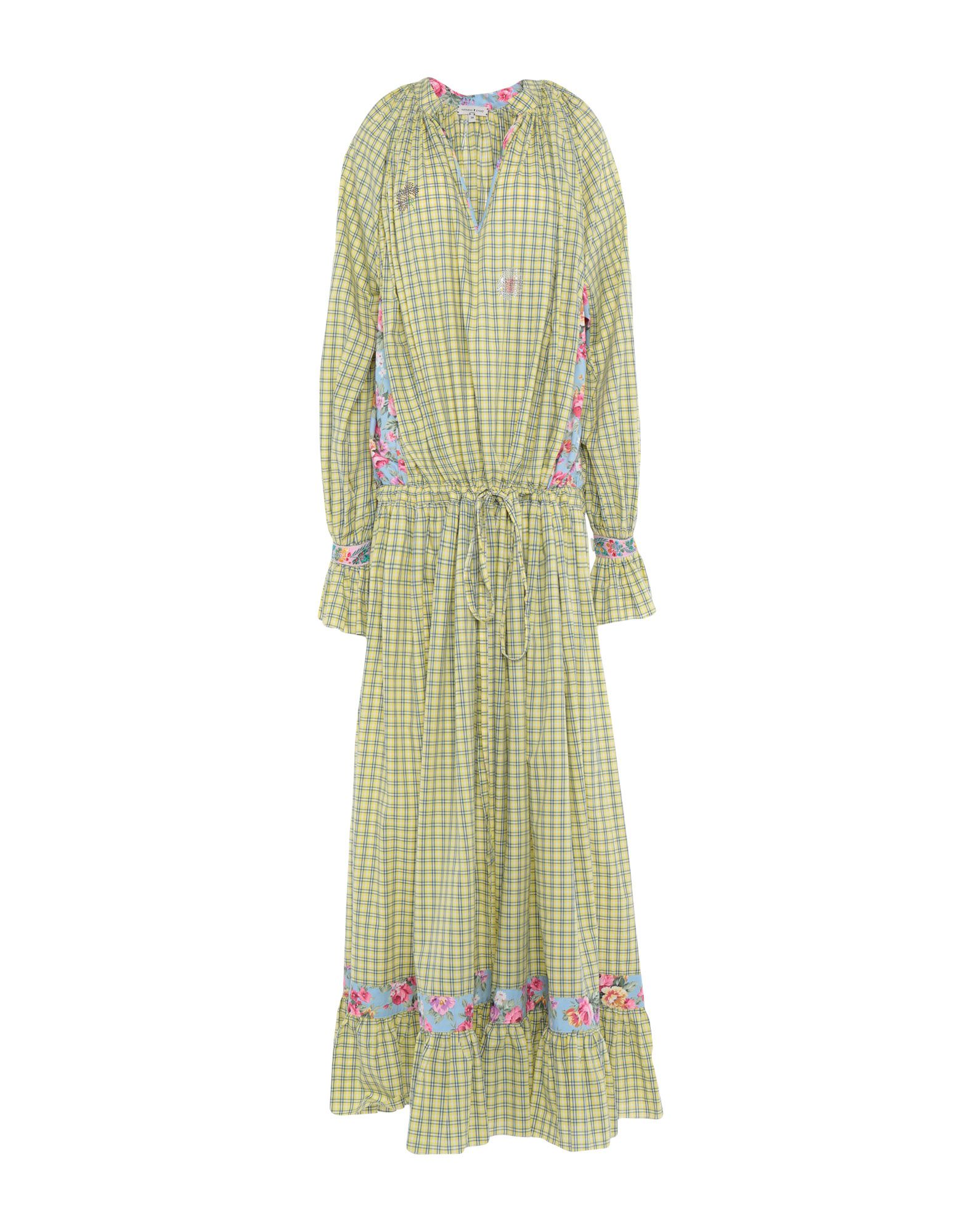 NATASHA ZINKO Длинное платье natasha zinko платье