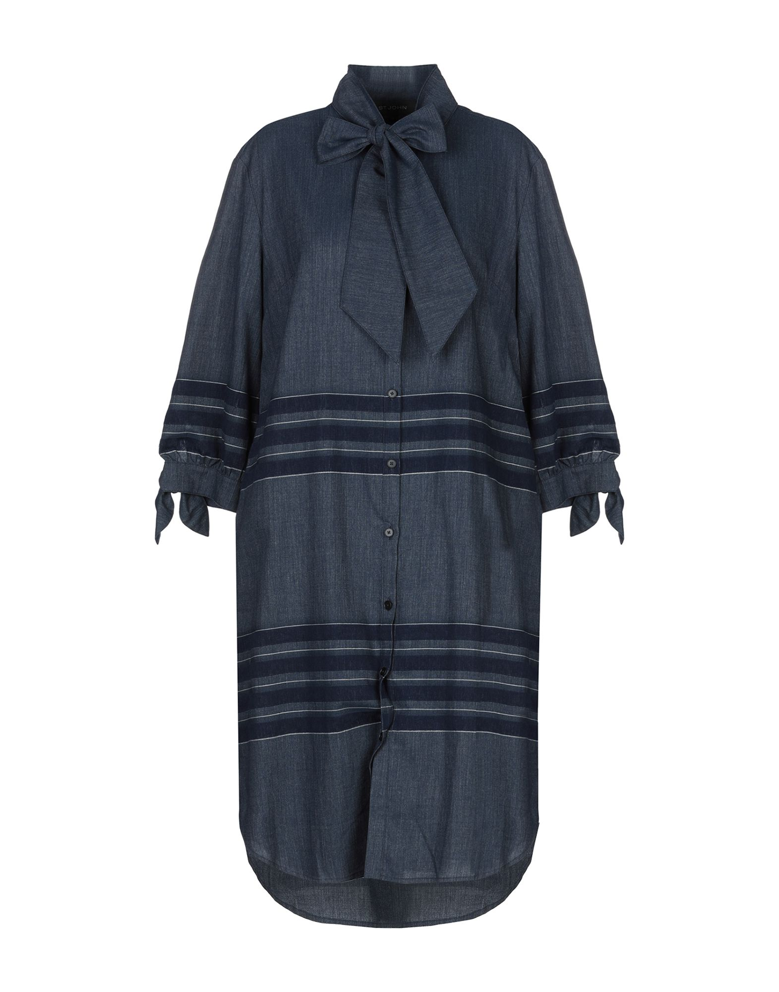 ST. JOHN Платье до колена cheryl st john sequins and spurs