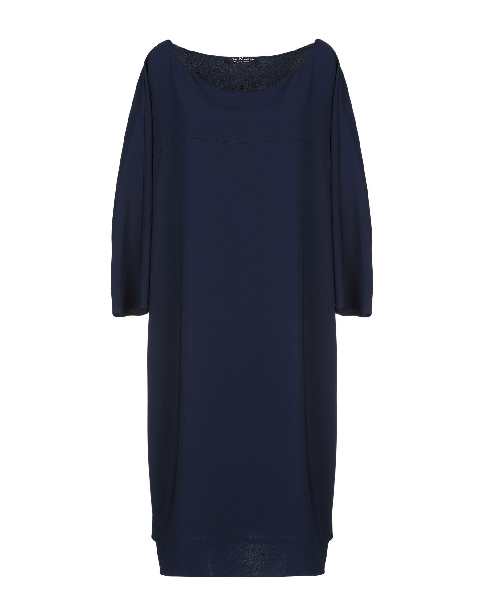IVAN MONTESI Платье до колена ivan montesi повседневные брюки