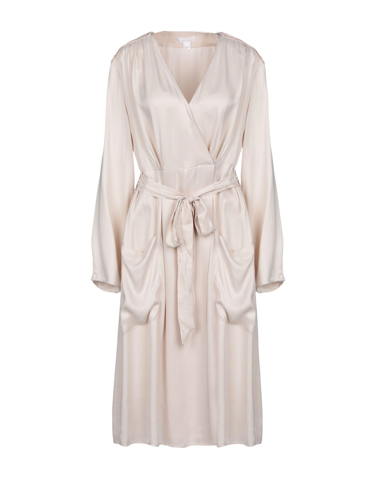 лучшая цена INTROPIA Платье до колена