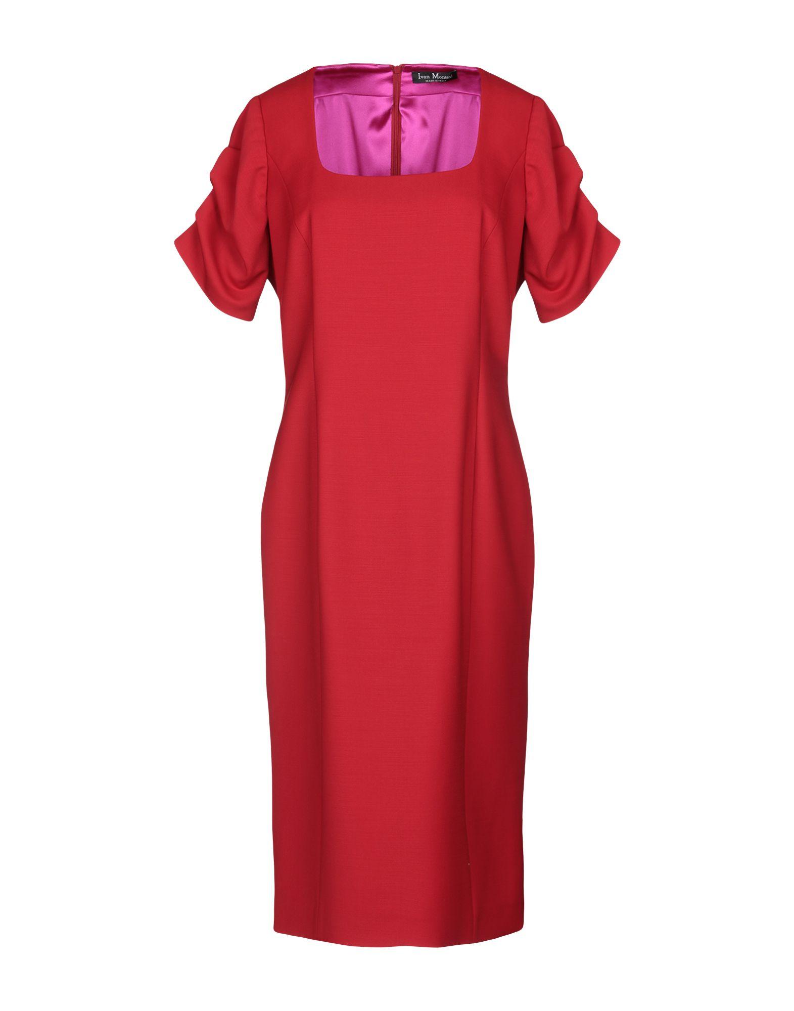 IVAN MONTESI Платье до колена