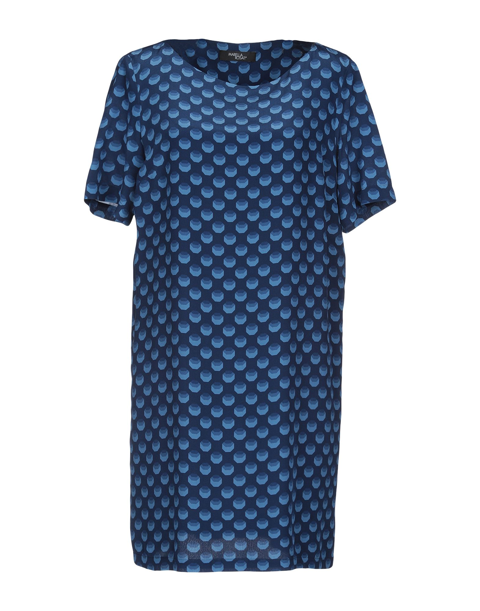 MARIELLA ROSATI Короткое платье fornarina короткое платье