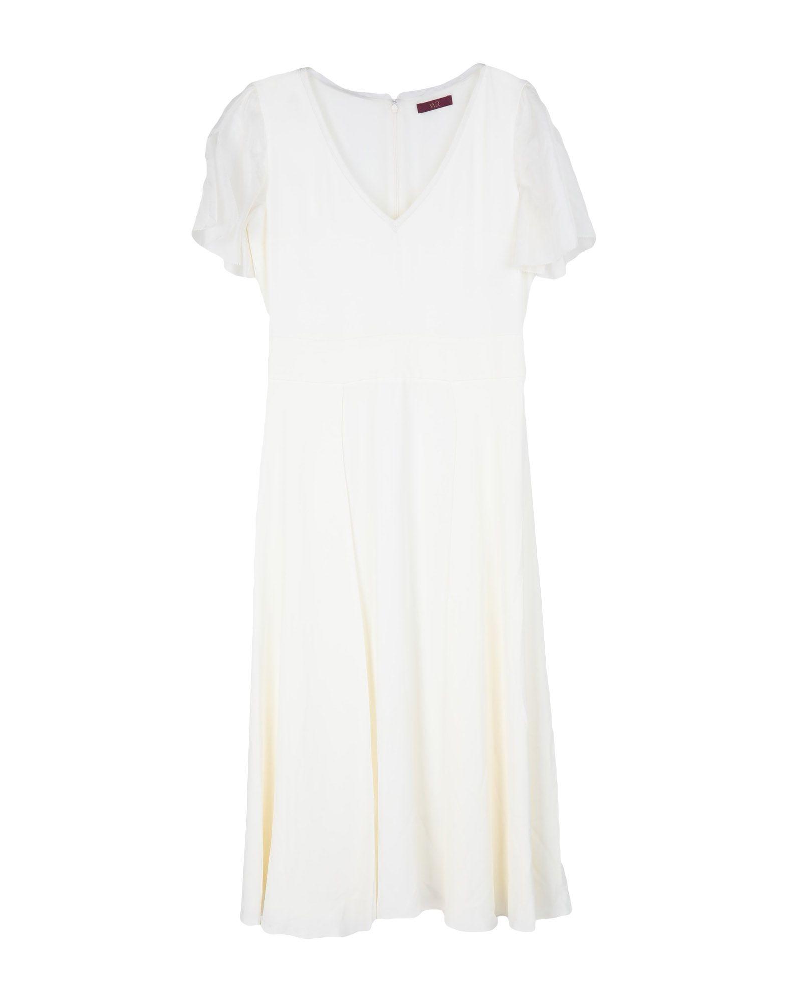 WTR Платье длиной 3/4
