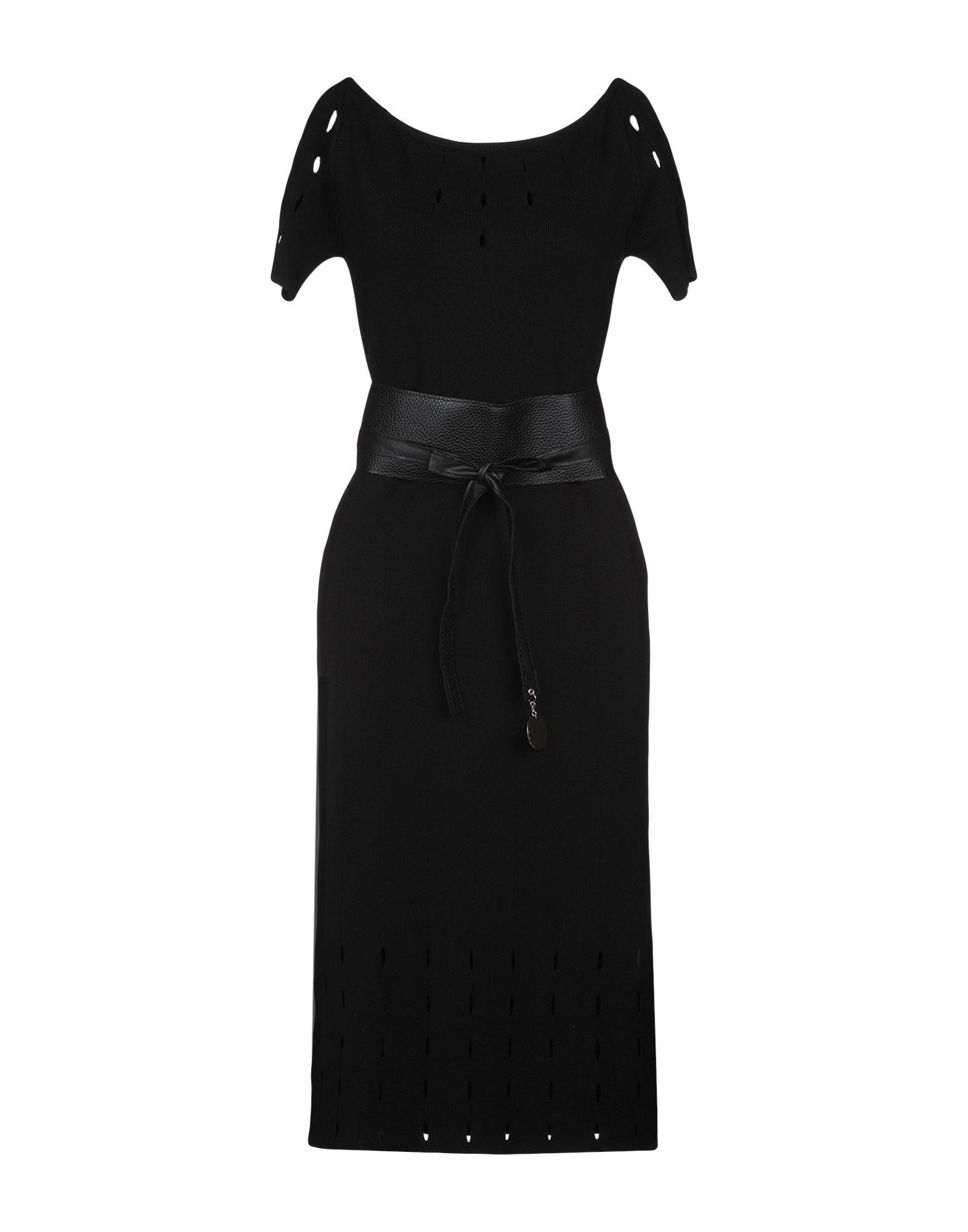 GUESS BY MARCIANO Платье длиной 3/4 guess ремень