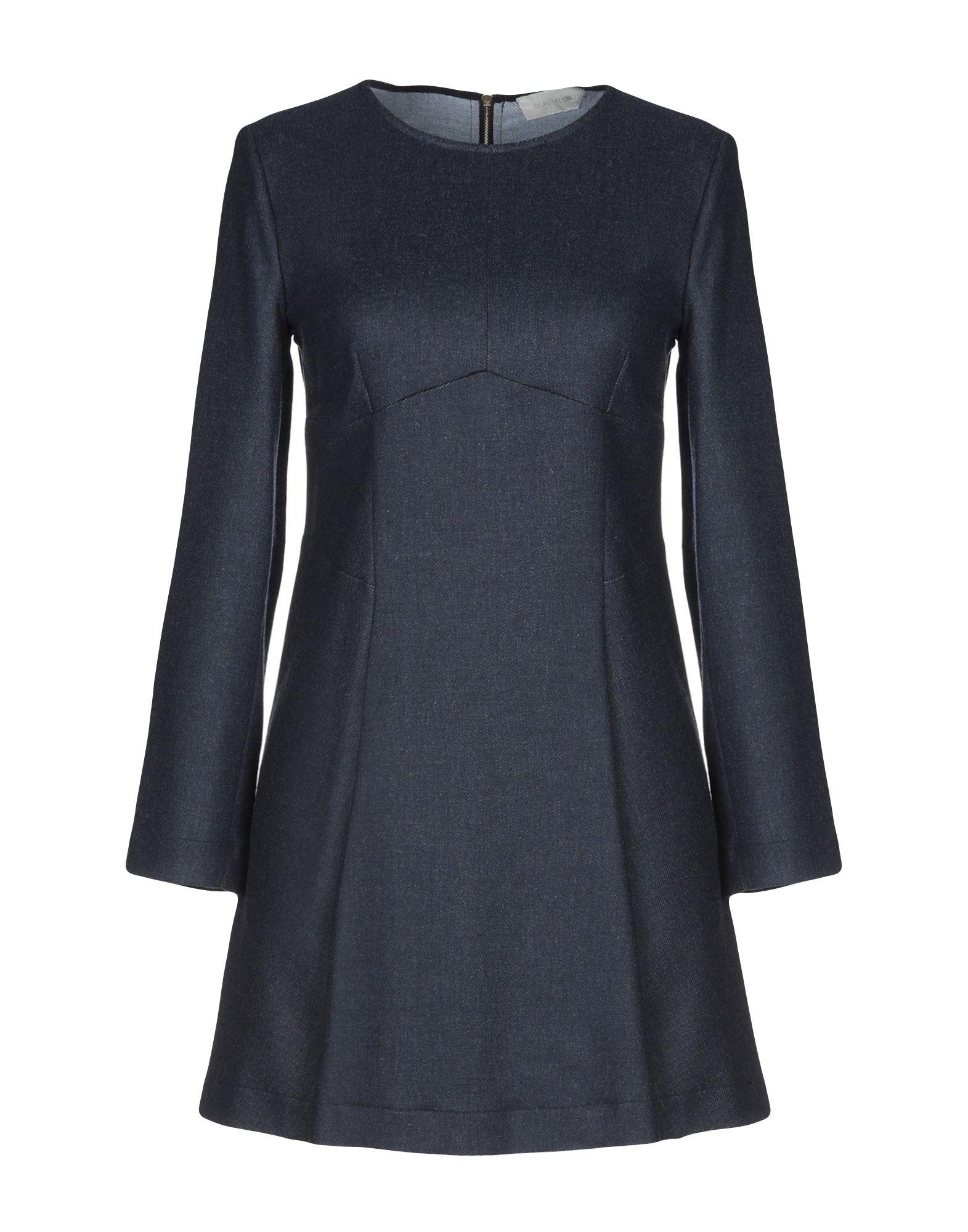L' AUTRE CHOSE Короткое платье платье moe l