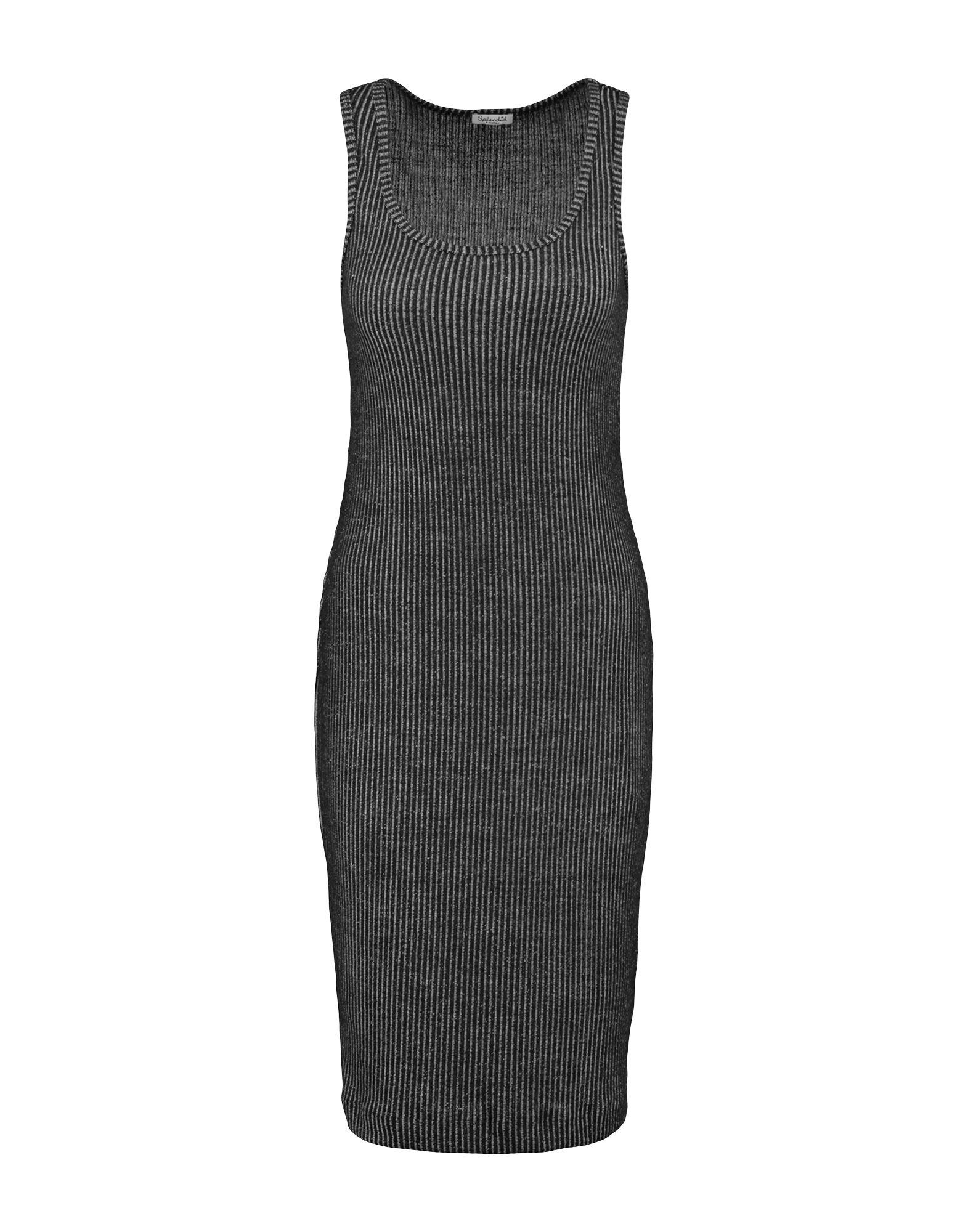 SPLENDID Платье до колена splendid юбка sandwash в рубчик