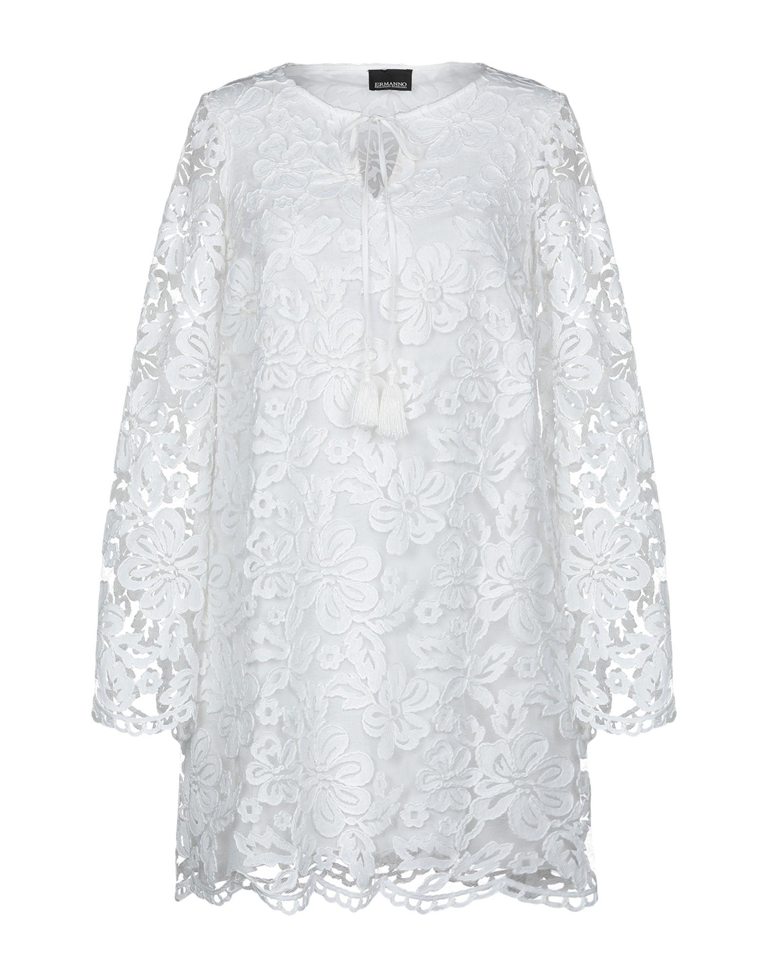 ERMANNO DI ERMANNO SCERVINO Короткое платье jasmine di milo короткое платье