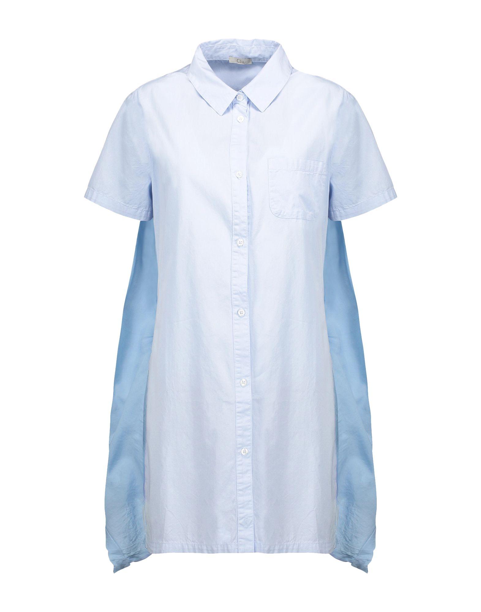 CLU Короткое платье clu толстовка