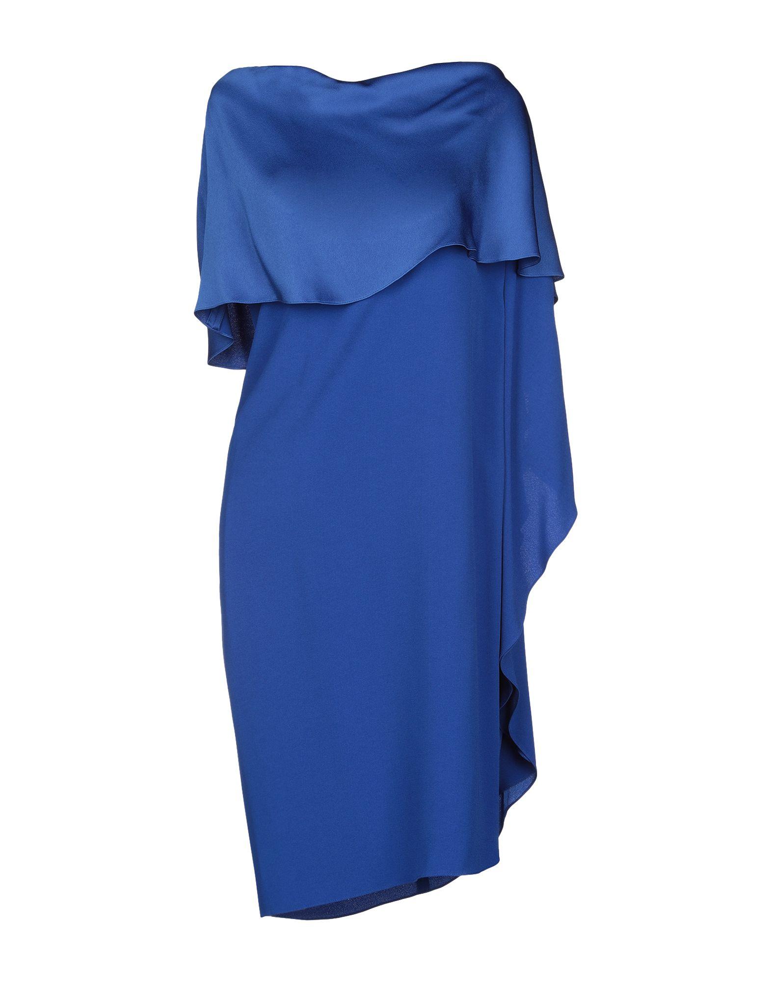RALPH LAUREN COLLECTION Платье до колена цена 2017