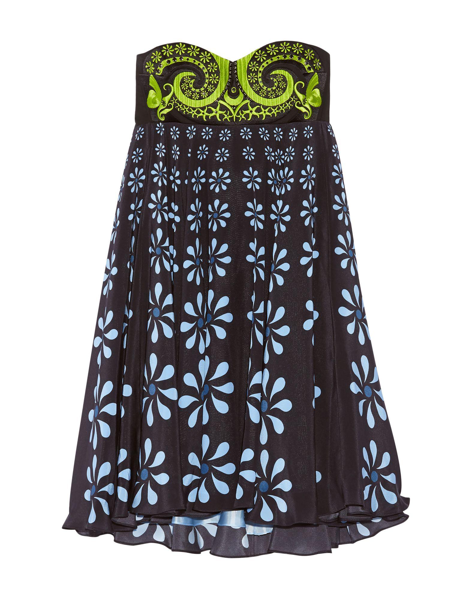 HOLLY FULTON Короткое платье недорго, оригинальная цена