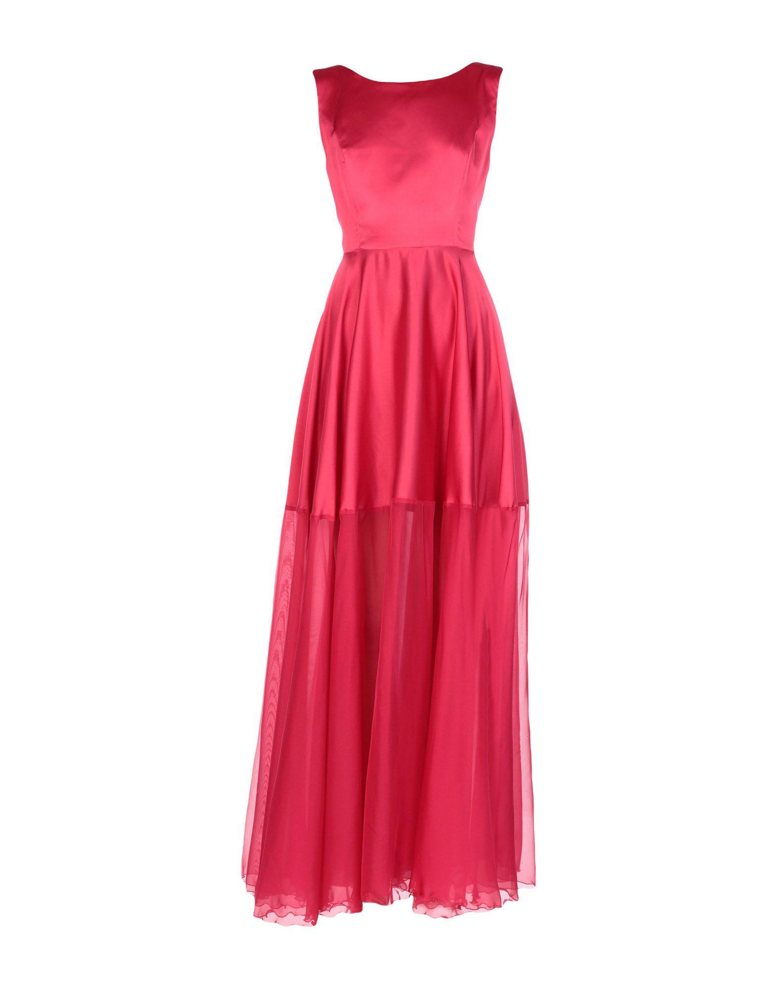 FRANCESCA & VERONICA FELEPPA Длинное платье