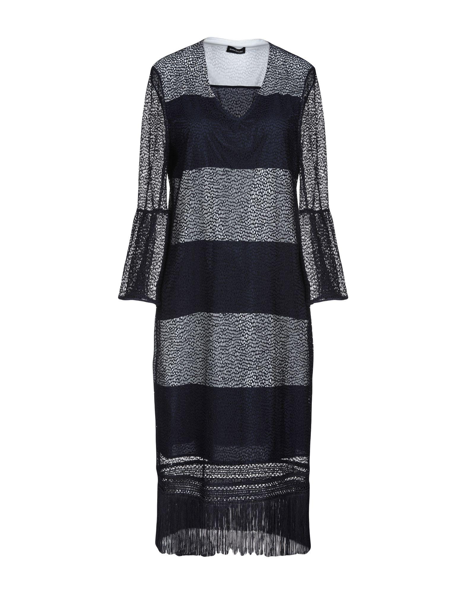 DIANA GALLESI Платье до колена недорго, оригинальная цена