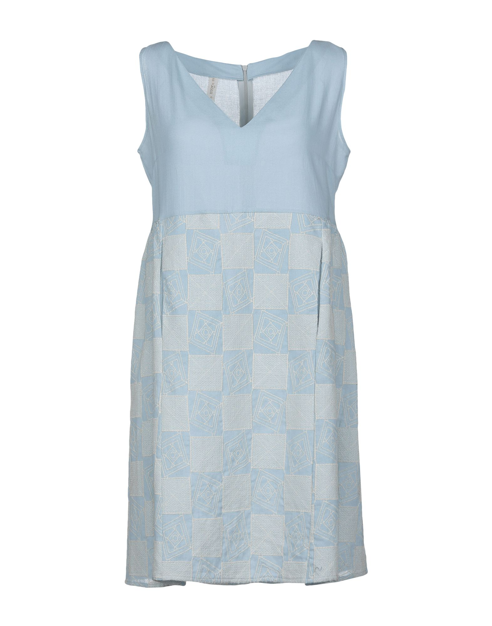 LA KICCA Короткое платье foti la biellese короткое платье