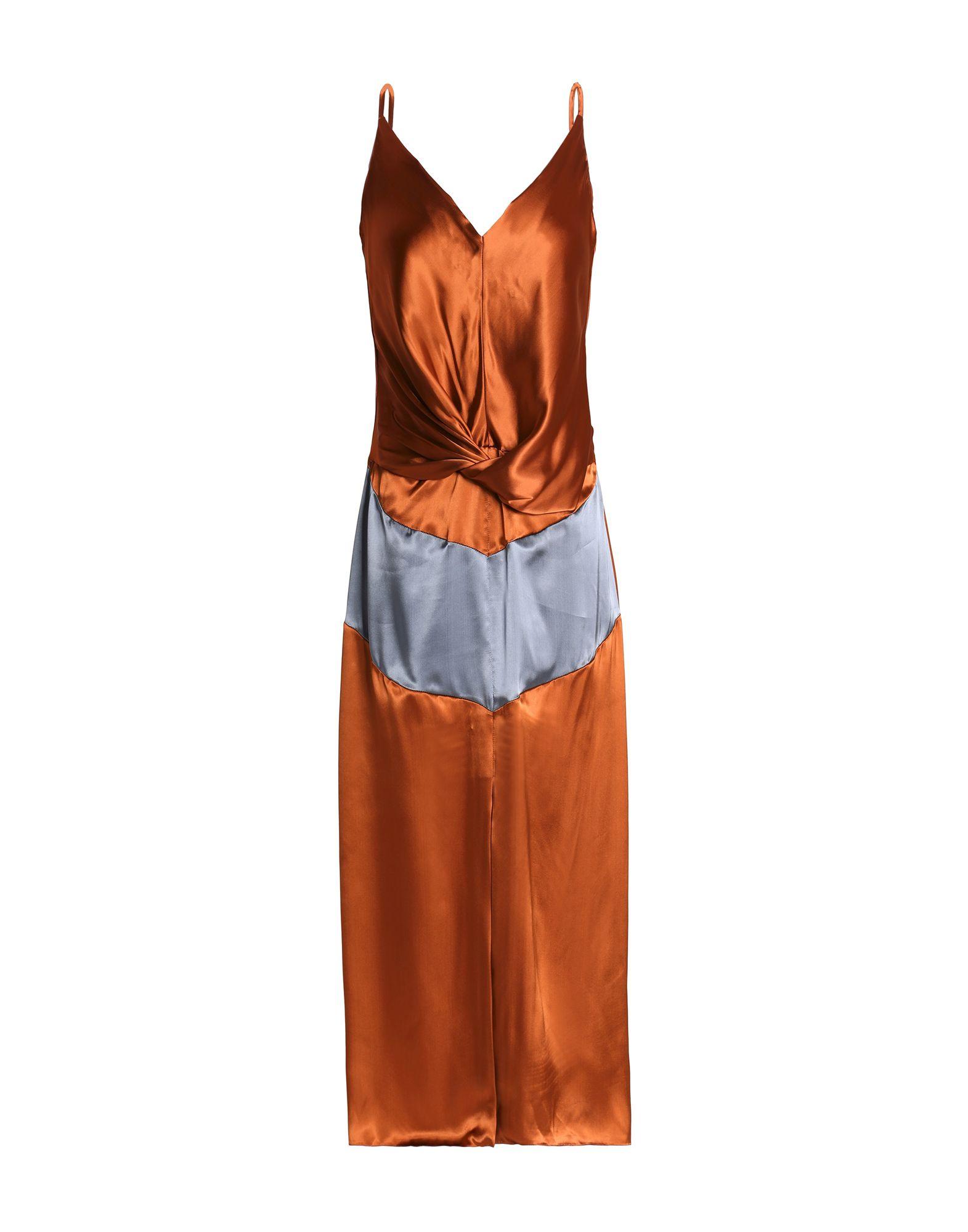 NINA RICCI Платье длиной 3/4 nina and the wolf комбинация page 3
