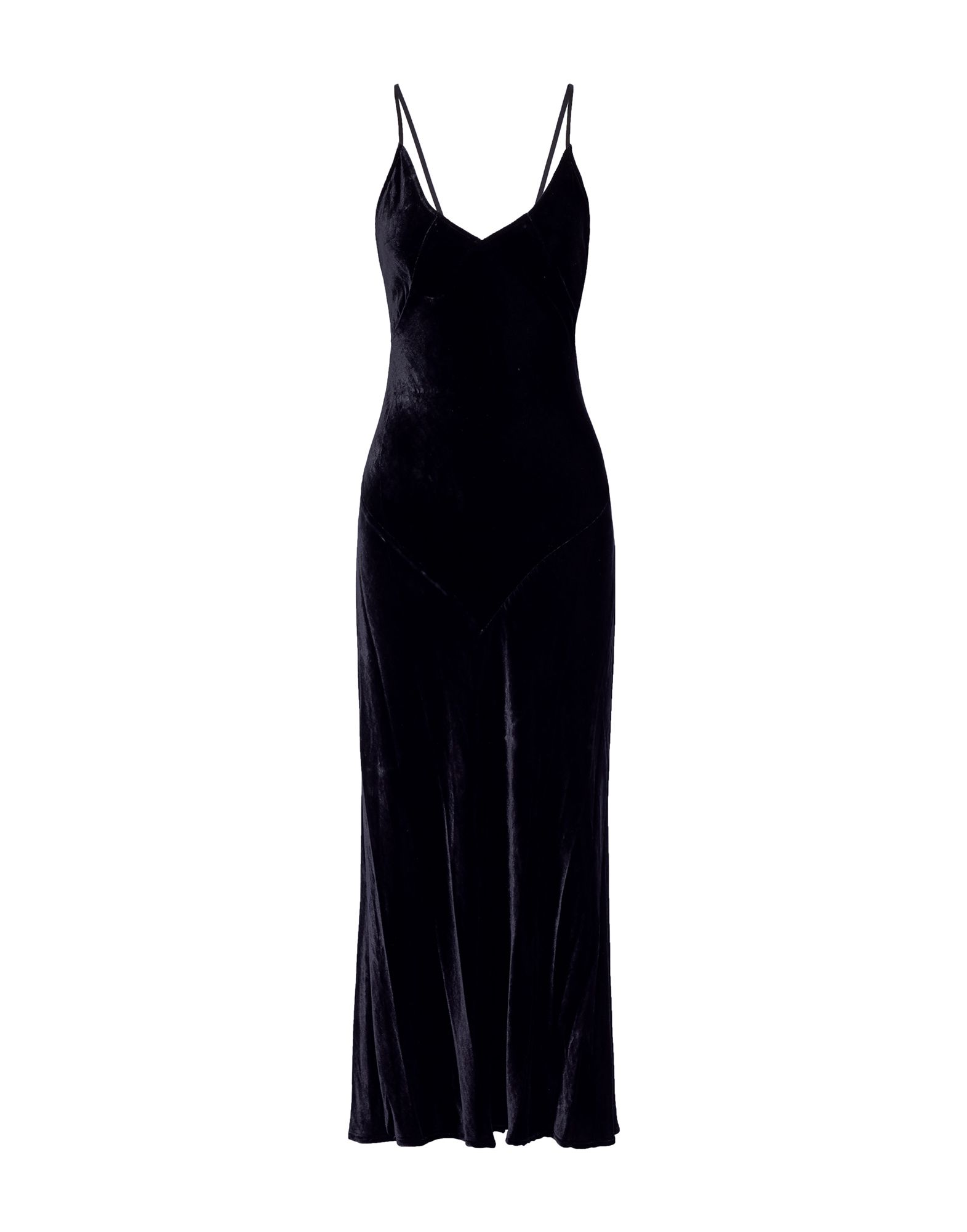 MARISSA WEBB Long Dresses in Dark Blue