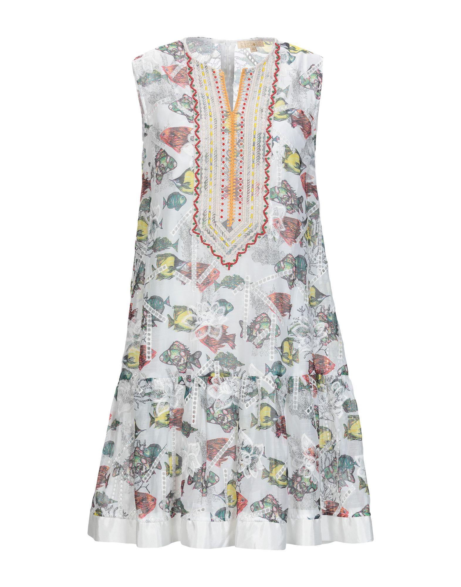 купить EYEDOLL Короткое платье по цене 21000 рублей