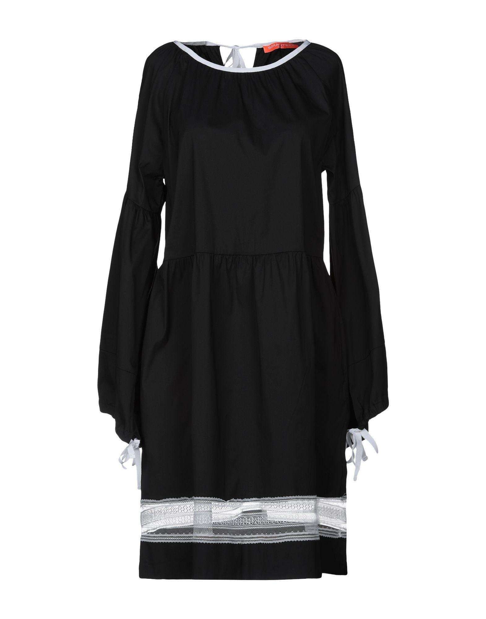 SMARTEEZ Короткое платье цена и фото