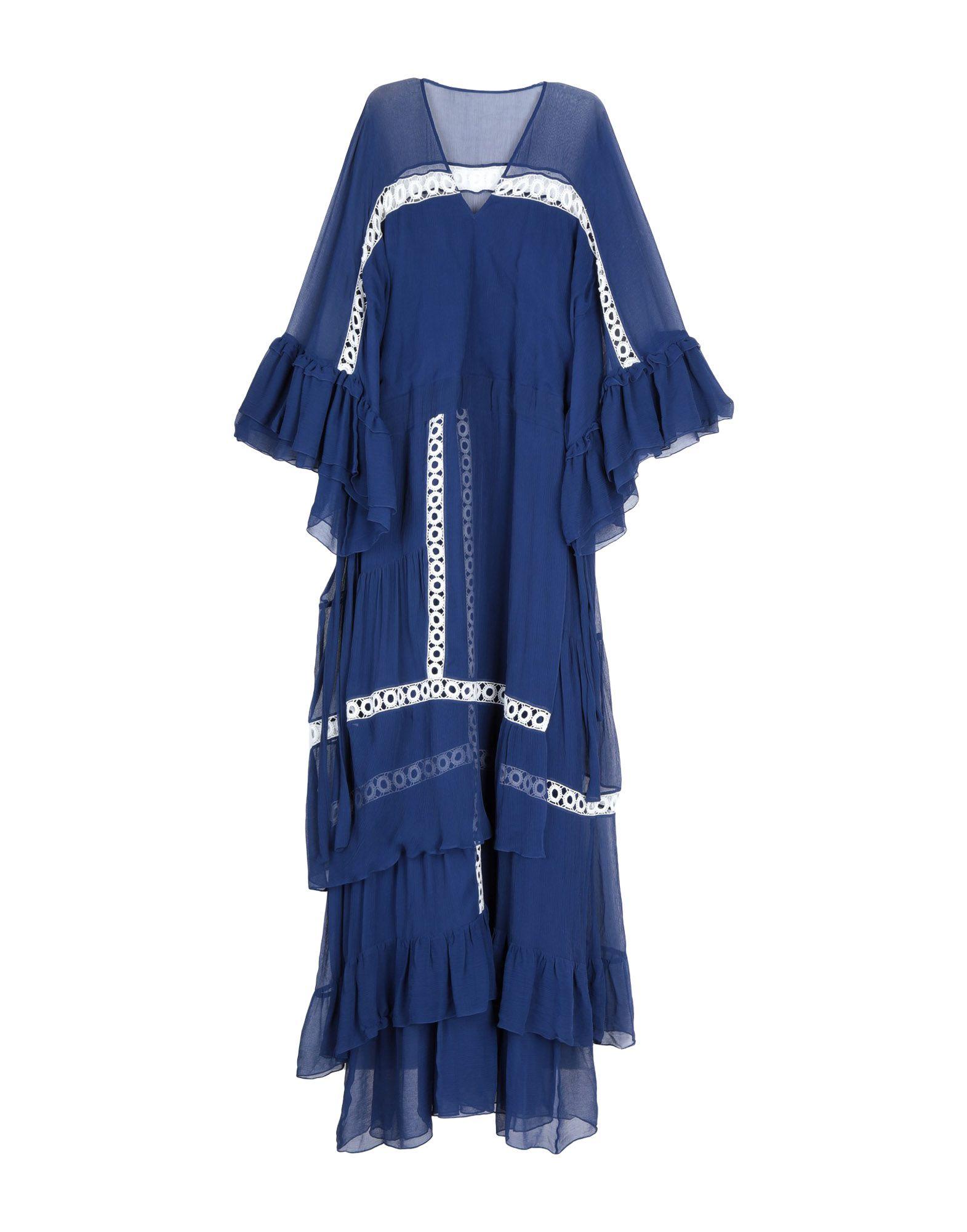 цена PIERRE BALMAIN Длинное платье