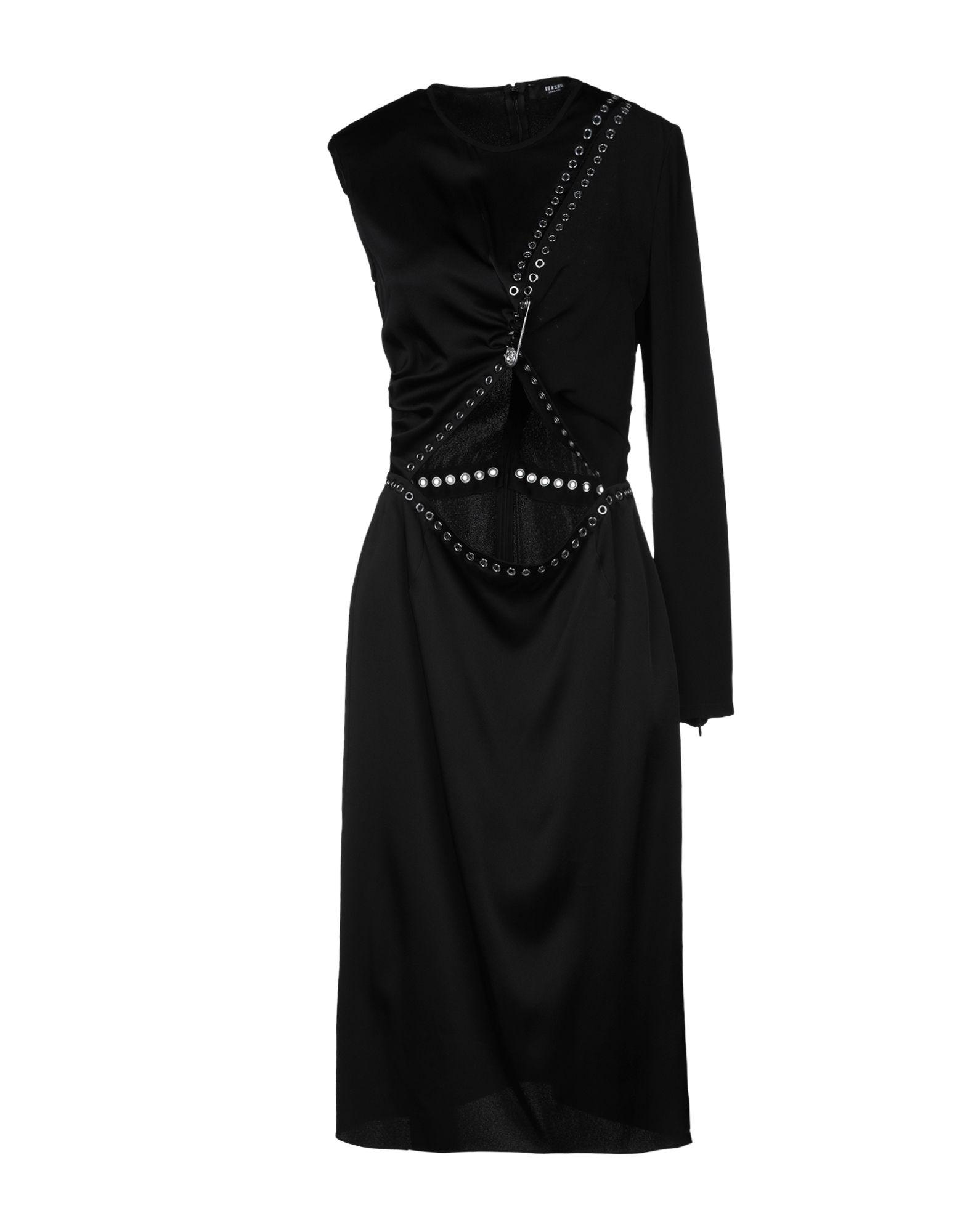 Фото - VERSUS VERSACE Платье длиной 3/4 versus versace платье длиной 3 4