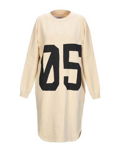 Купить Женское короткое платье 5PREVIEW бежевого цвета