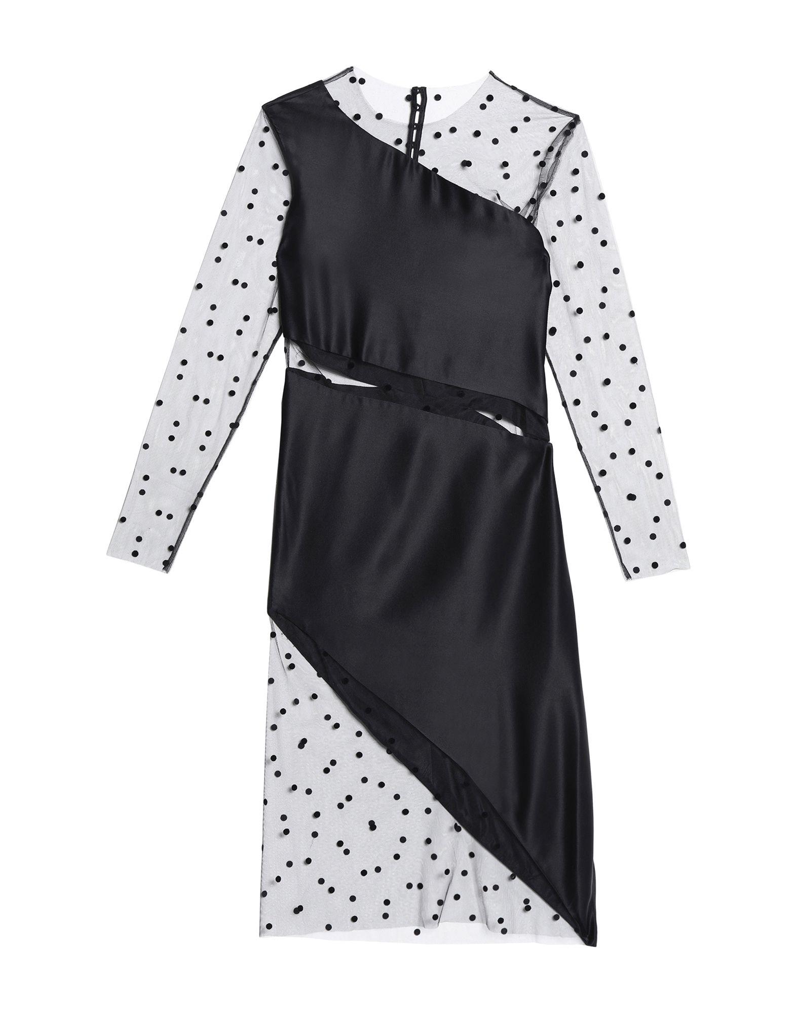 MICHELLE MASON Платье до колена michelle mason длинная юбка