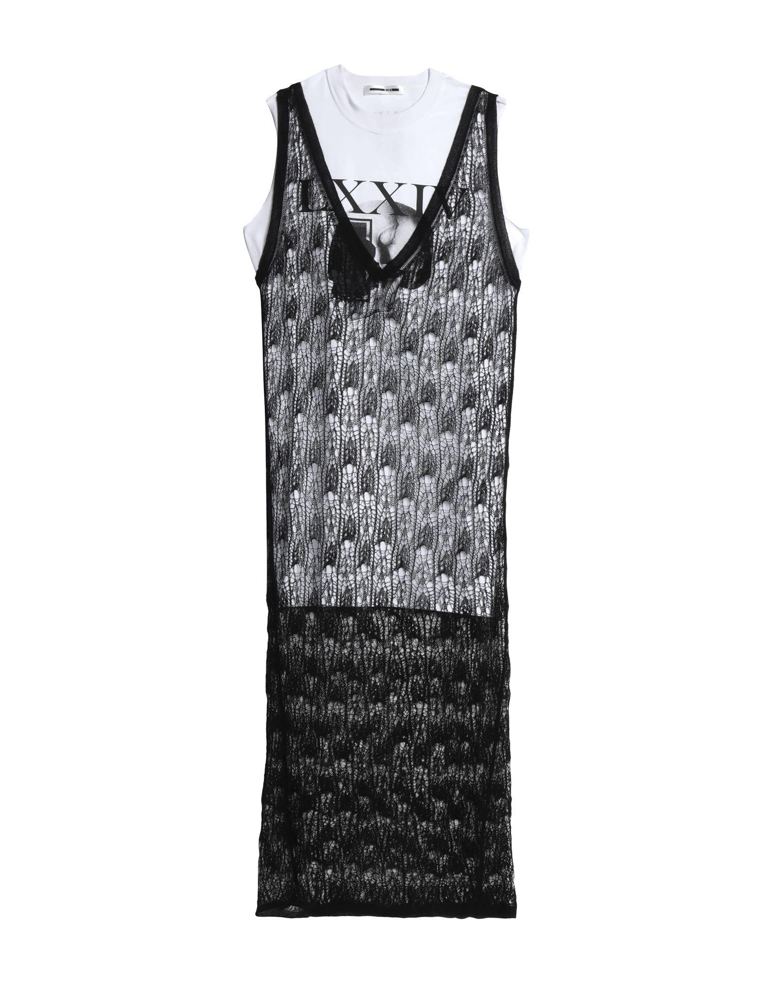 McQ Alexander McQueen Длинное платье