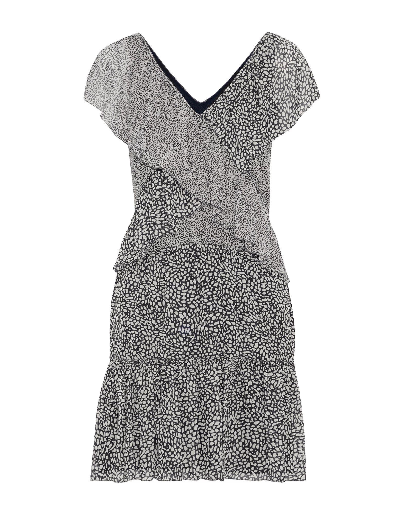 купить DEREK LAM 10 CROSBY Короткое платье по цене 17500 рублей