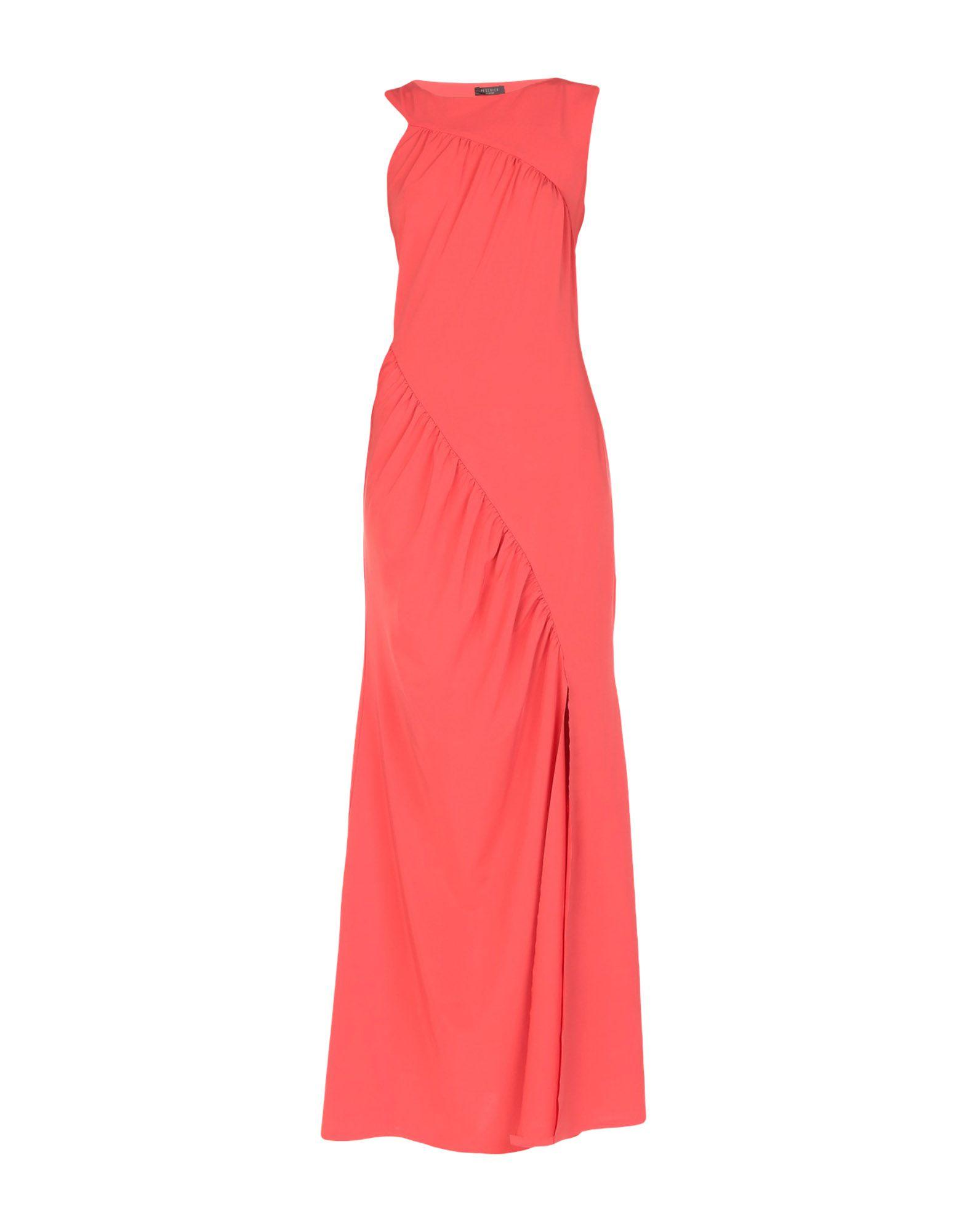 PESERICO Длинное платье платье без рукавов printio семейная лодка