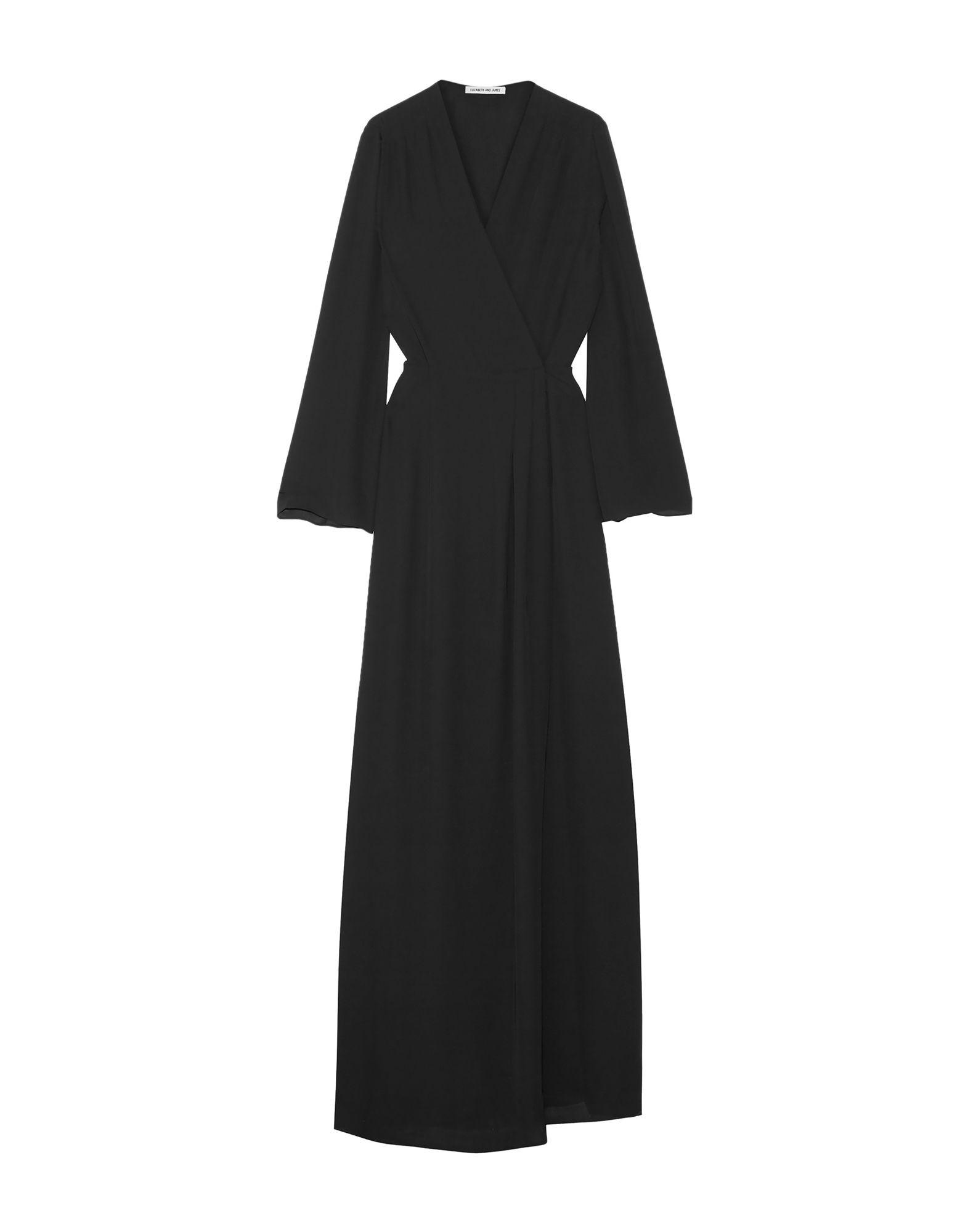 лучшая цена ELIZABETH AND JAMES Длинное платье