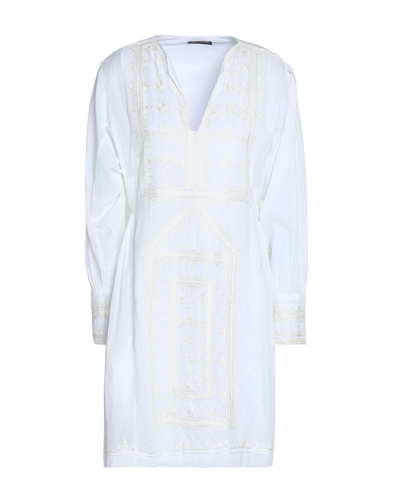 ANTIK BATIK Короткое платье antik batik мини юбка