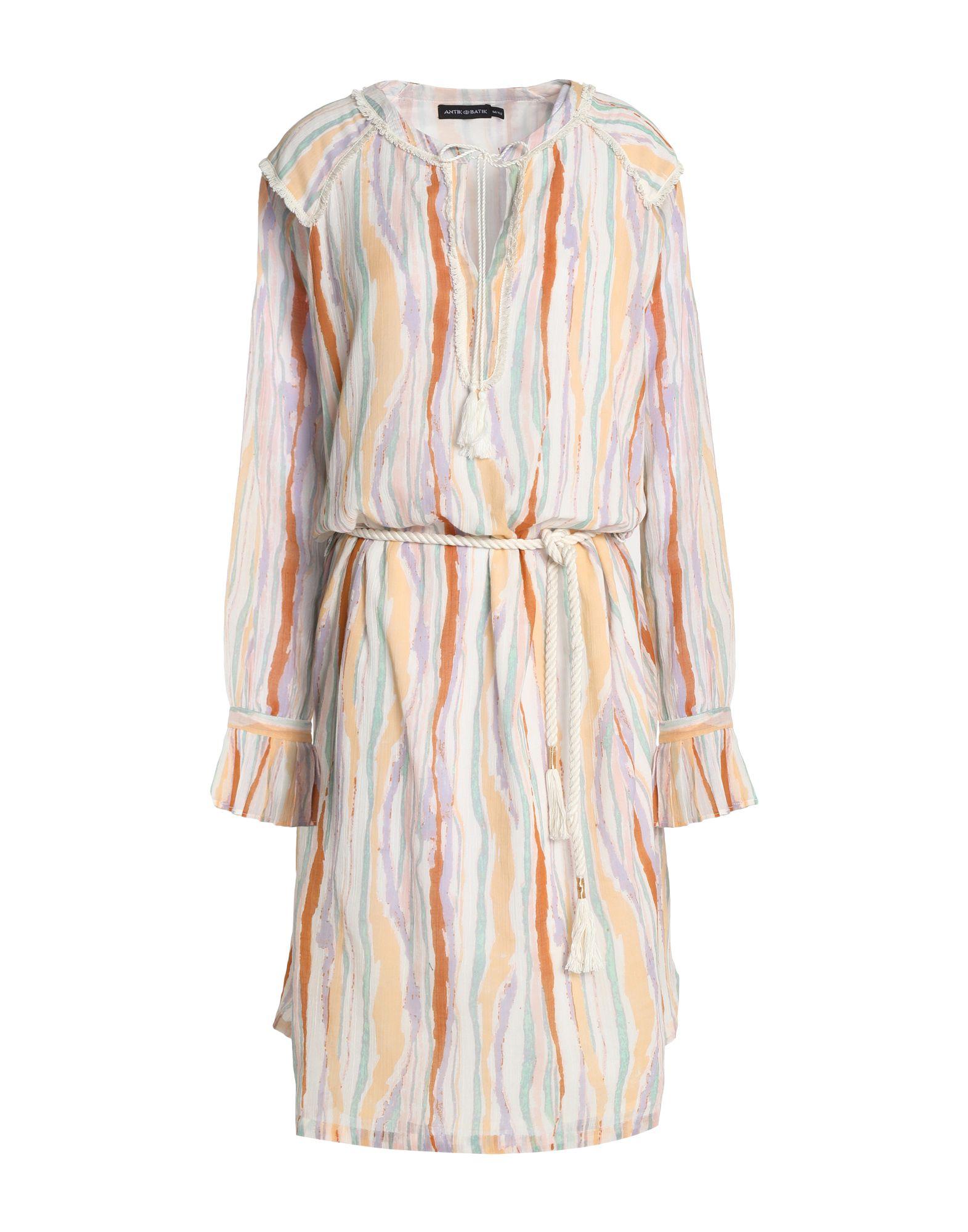 ANTIK BATIK Платье до колена batik batik зимний комплект маруся 350 200гр сиреневый