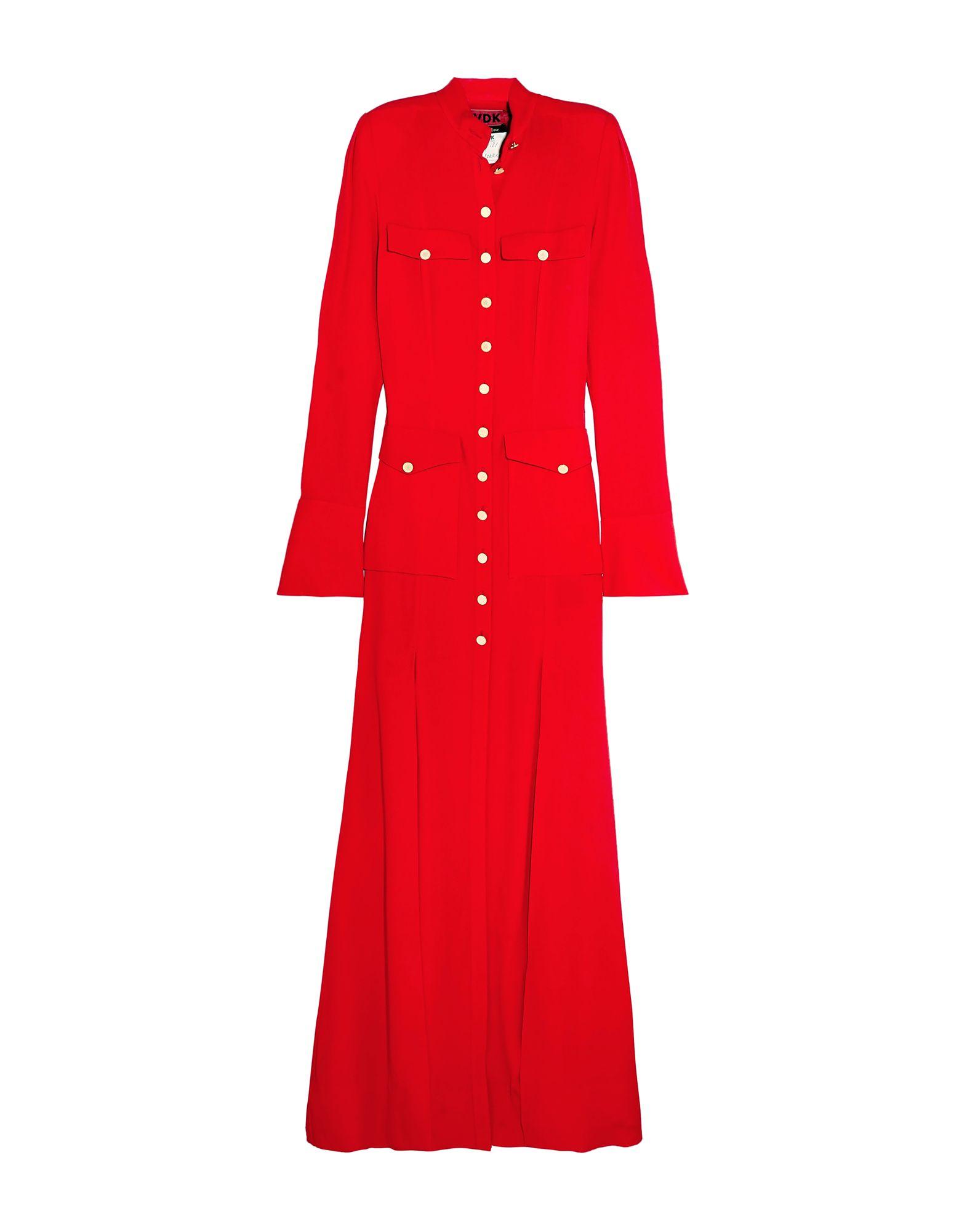 Фото - RONALD VAN DER KEMP Длинное платье v persie van basten 556688