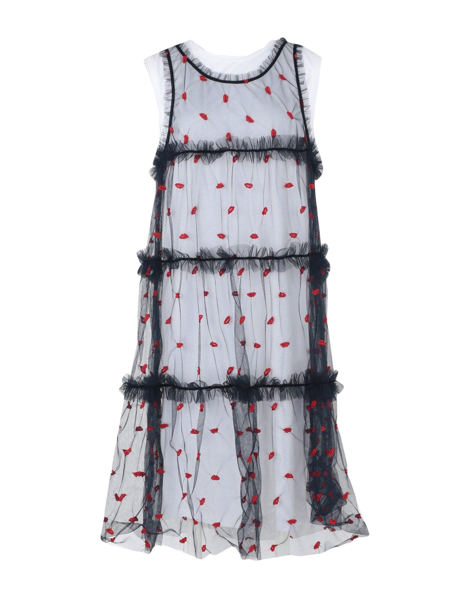 P.A.R.O.S.H. Платье до колена muveil платье до колена