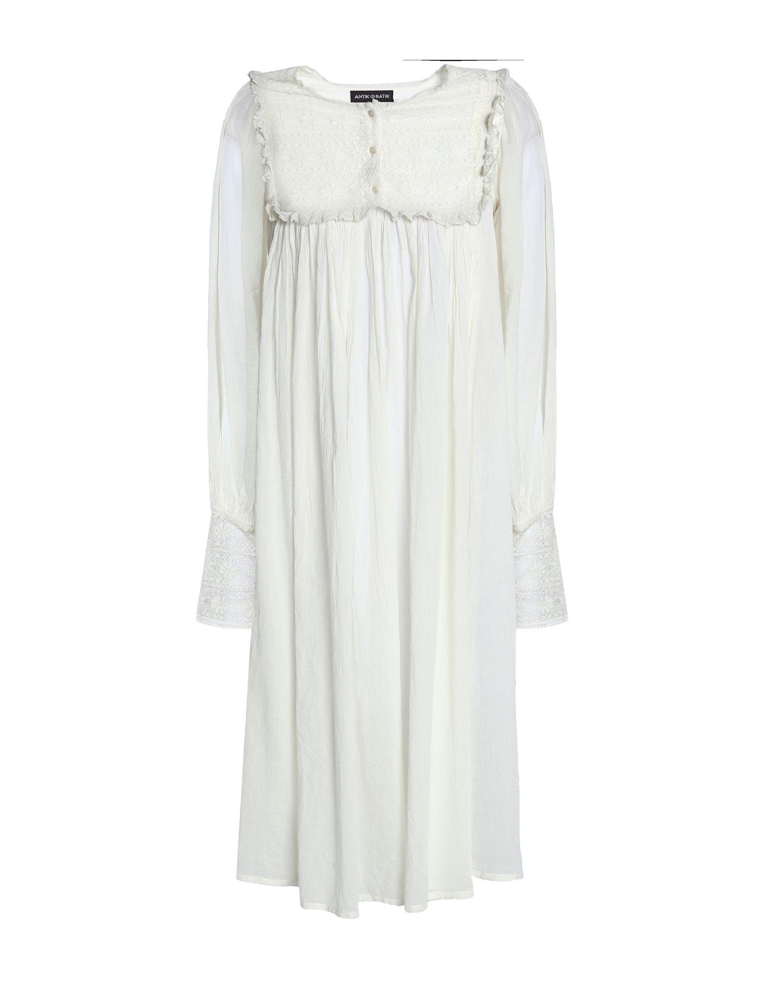 ANTIK BATIK Платье до колена antik batik короткое платье
