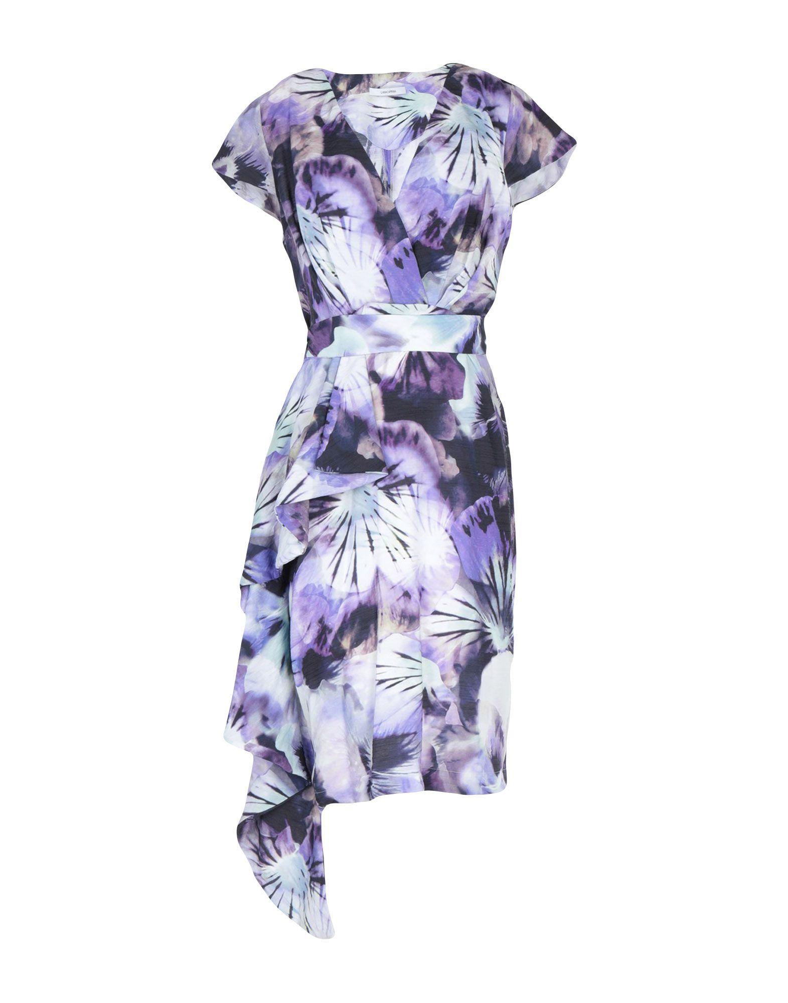 Фото - LANACAPRINA Платье длиной 3/4 lanacaprina юбка длиной 3 4