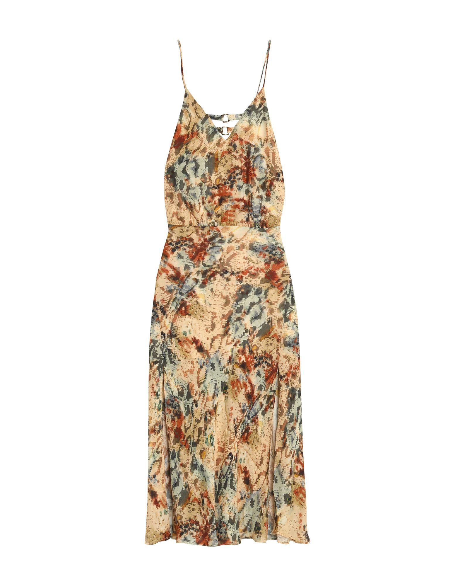 купить HAUTE HIPPIE Платье длиной 3/4 по цене 26100 рублей
