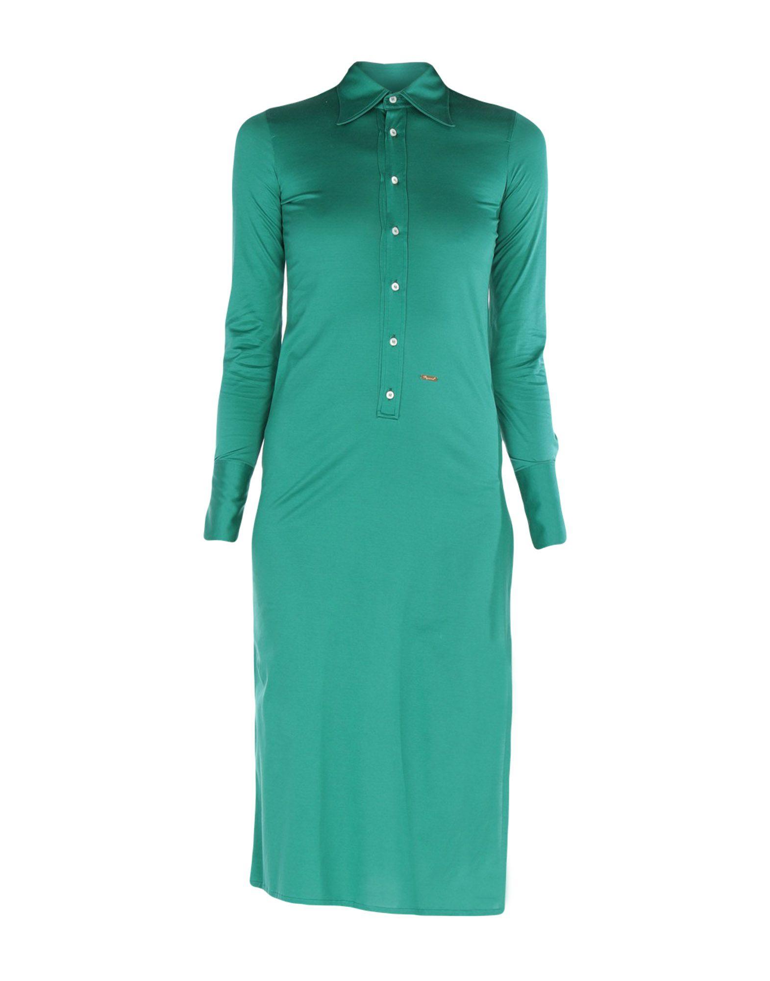 DSQUARED2 Платье длиной 3/4 fast money блузка