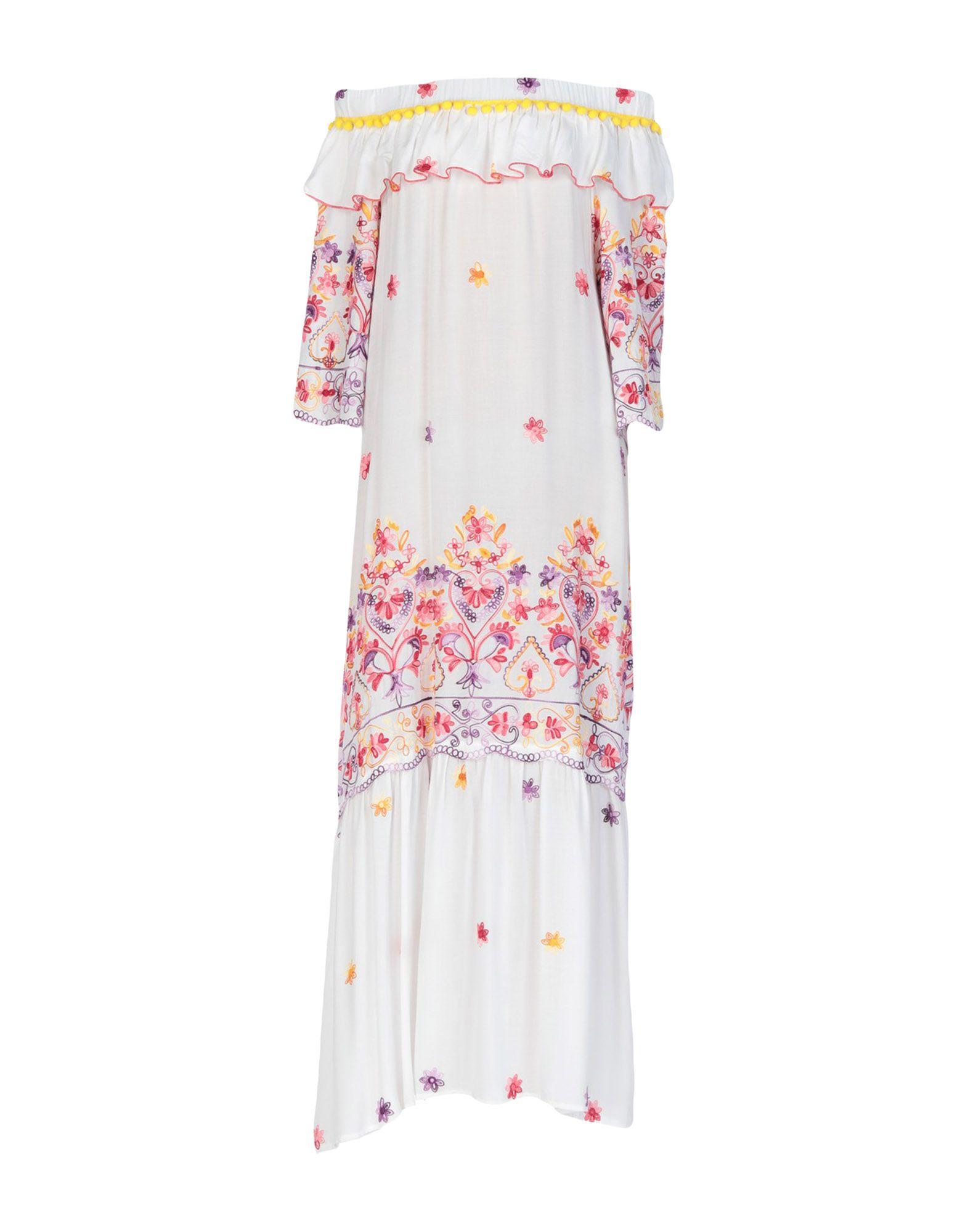 ANNA RACHELE RESORT Платье длиной 3/4 anna rachele resort короткое платье
