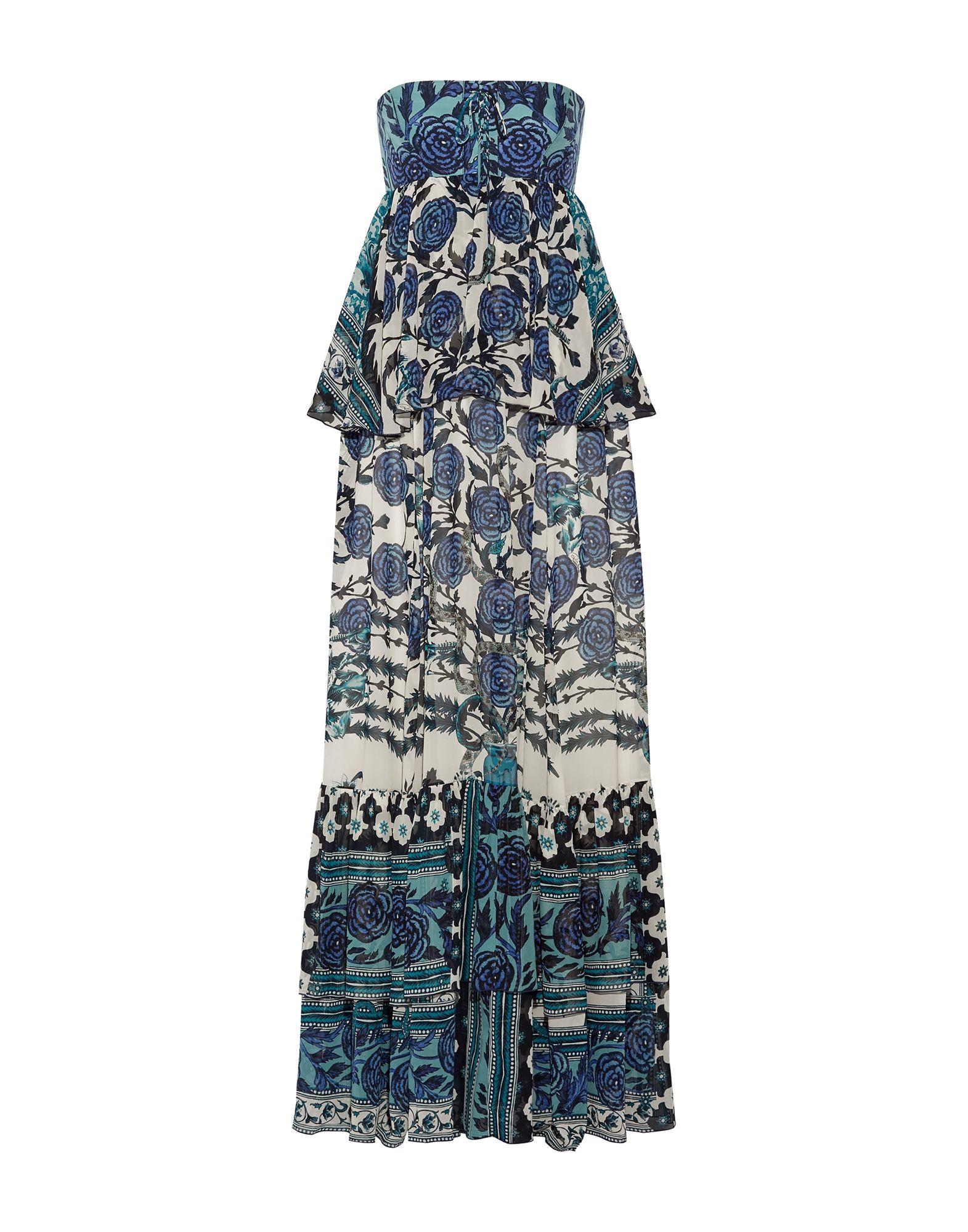 ROBERTO CAVALLI Длинное платье